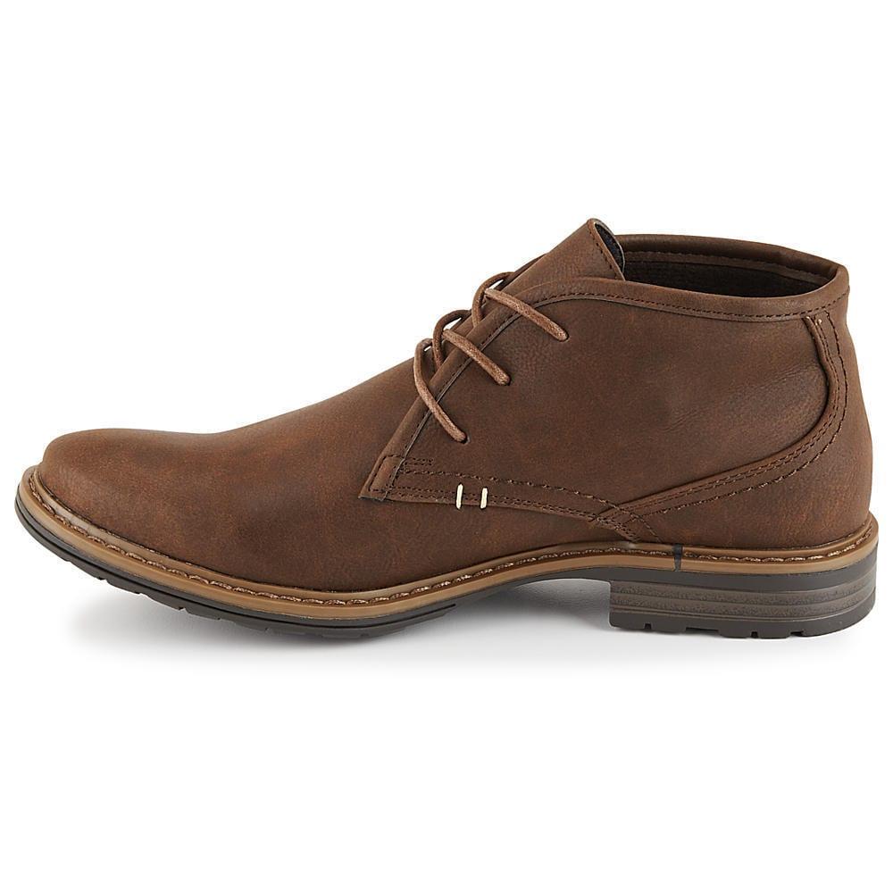 f601c7d0d20 Jeffrey Tyler Mens Greenwich Chukka Boots