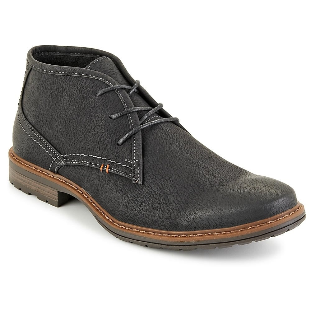 374109a8afb Shop Jeffrey Tyler Mens Greenwich Chukka Boots - Free Shipping On Orders  Over  45 - Overstock - 18702182