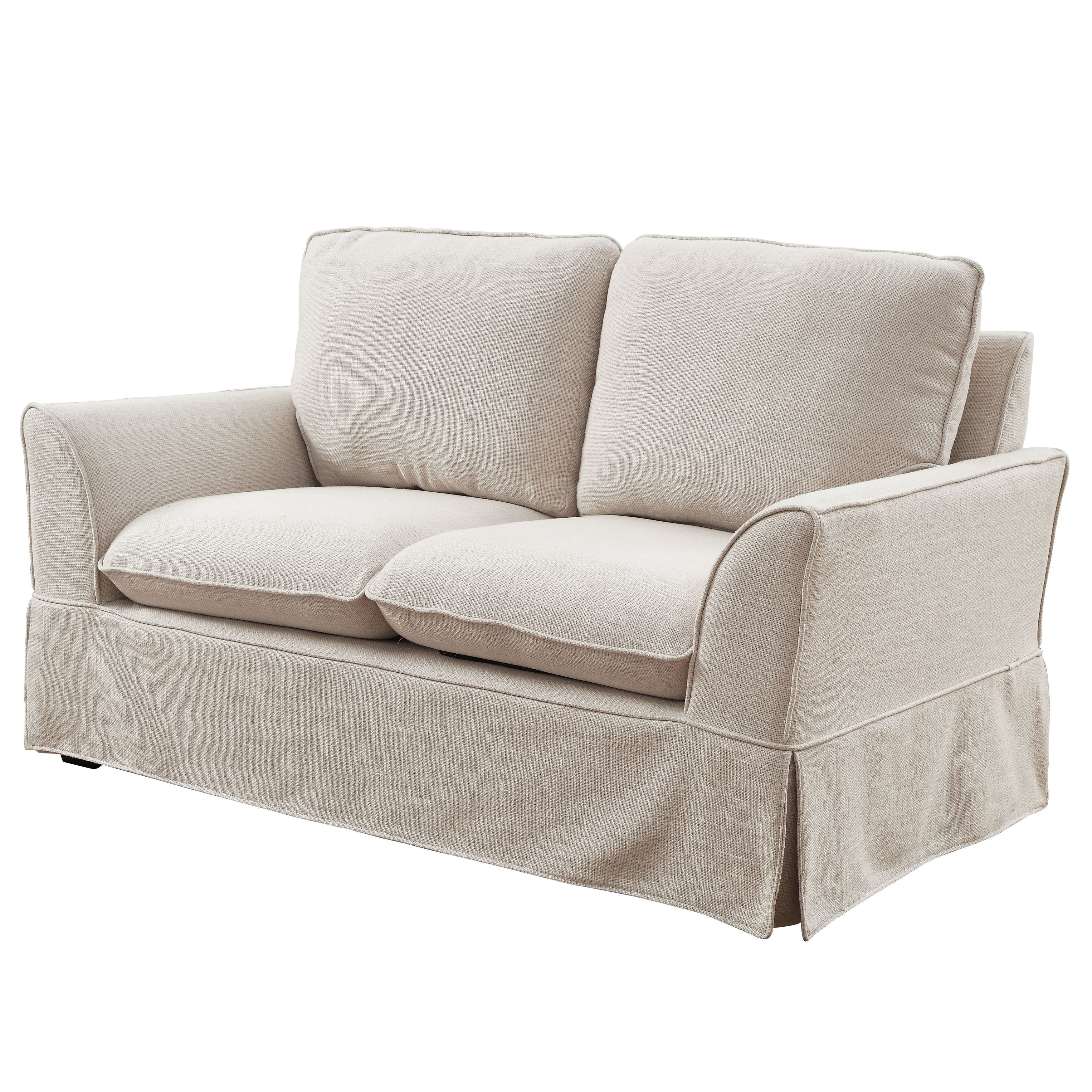 classic upholstery overstock of america fabric loveseat home furniture laurel free skirted garden frame today shipping wood product