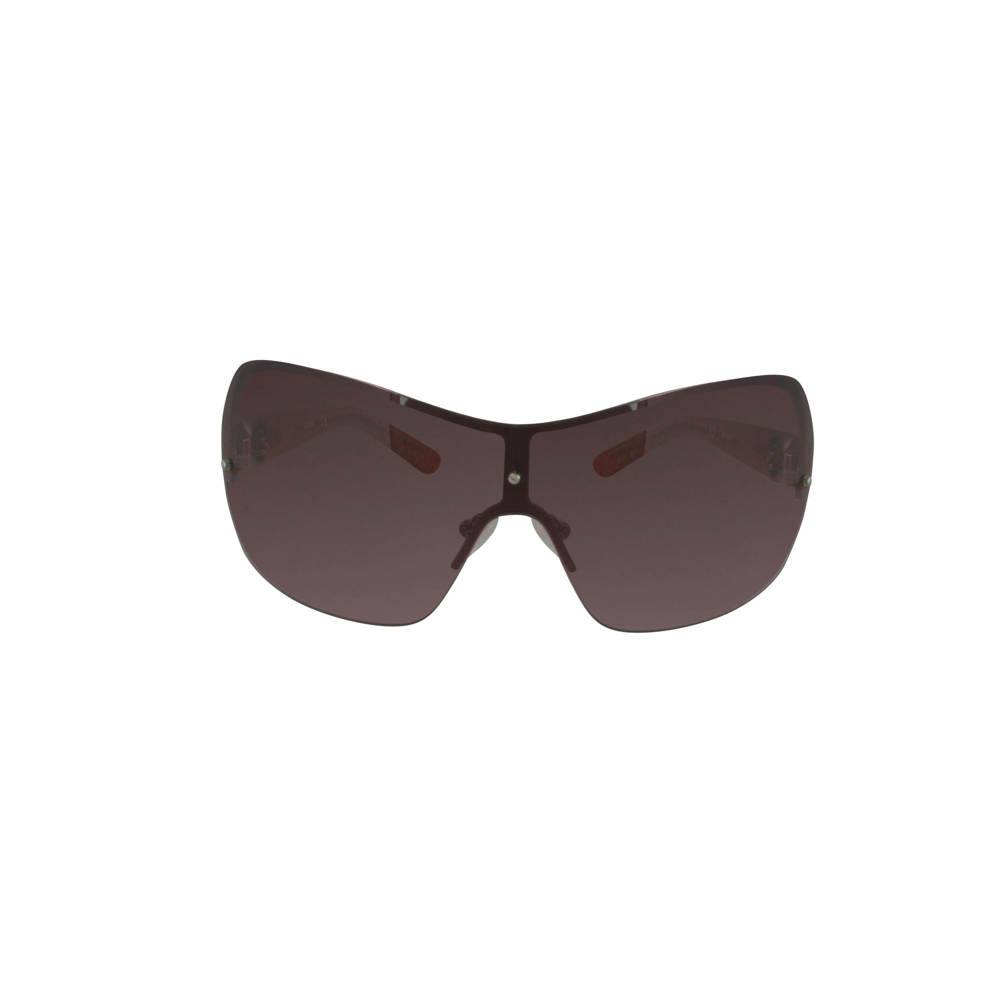 ac3a91b86b7 Guess Sunglasses Rimless Shield Frames - Restaurant and Palinka Bar
