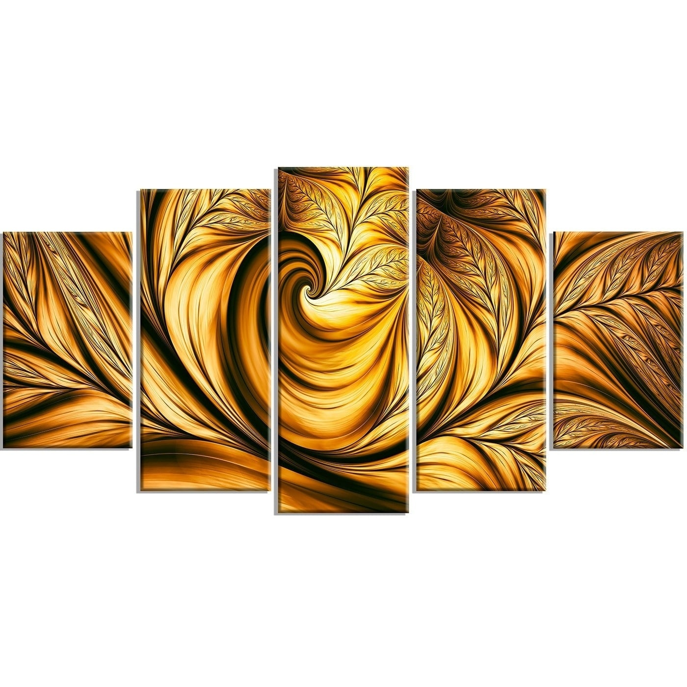 Luxury Decmode Metal Wall Decor Multi Color Festooning - The Wall ...
