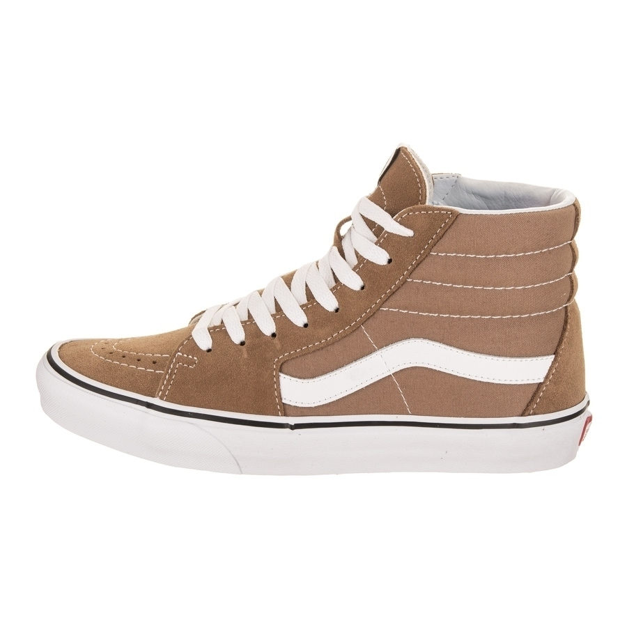 2dcb4dbeb7c0 Shop Vans Unisex Sk8-Hi Tiger s Eye Skate Shoe - Free Shipping Today -  Overstock - 18754308