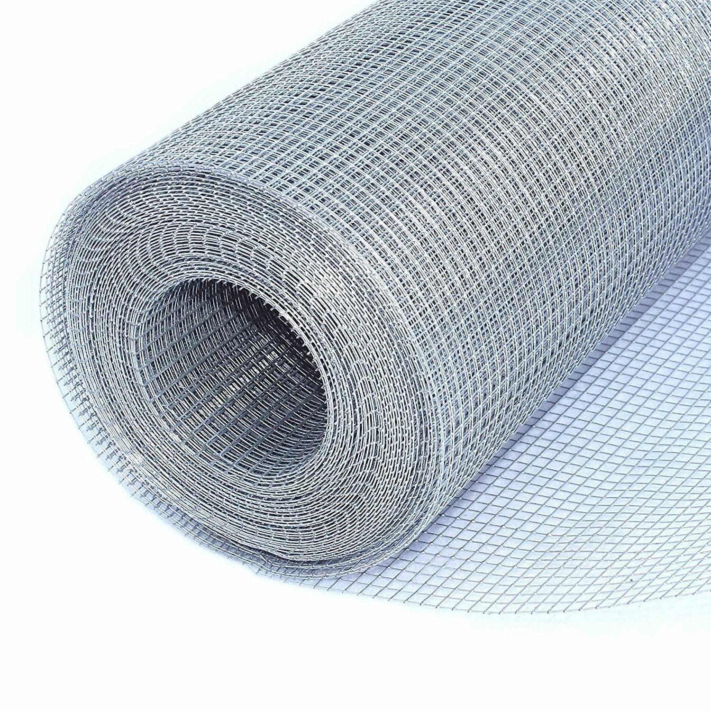 Shop ALEKO Wire Roll Cloth Fence 16 Gauge Steel 25\' L 24\
