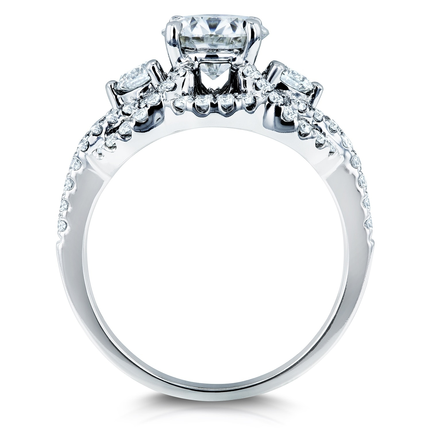 def vvs moissanite cut radiant engagement detail clarity vs white color loose f octagon diamond product d ct e ring