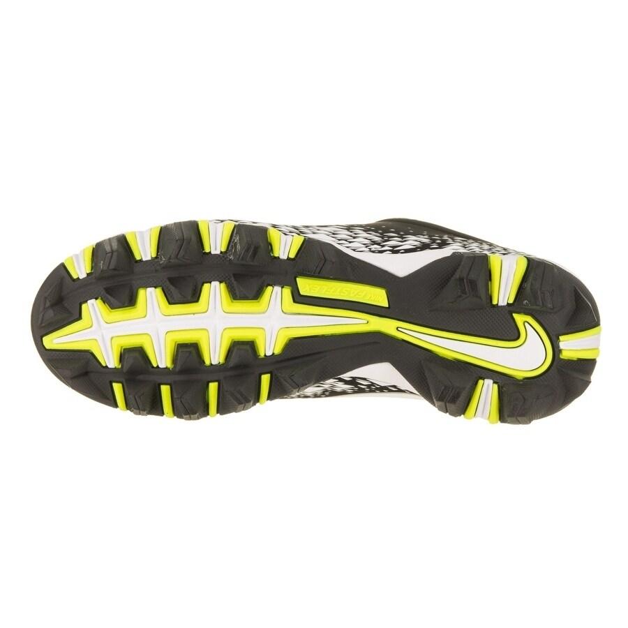 f2fd656ce0726a Nike Kids Vapor Shark 2 BG Football Cleat - Free Shipping Today - Overstock  - 24872135