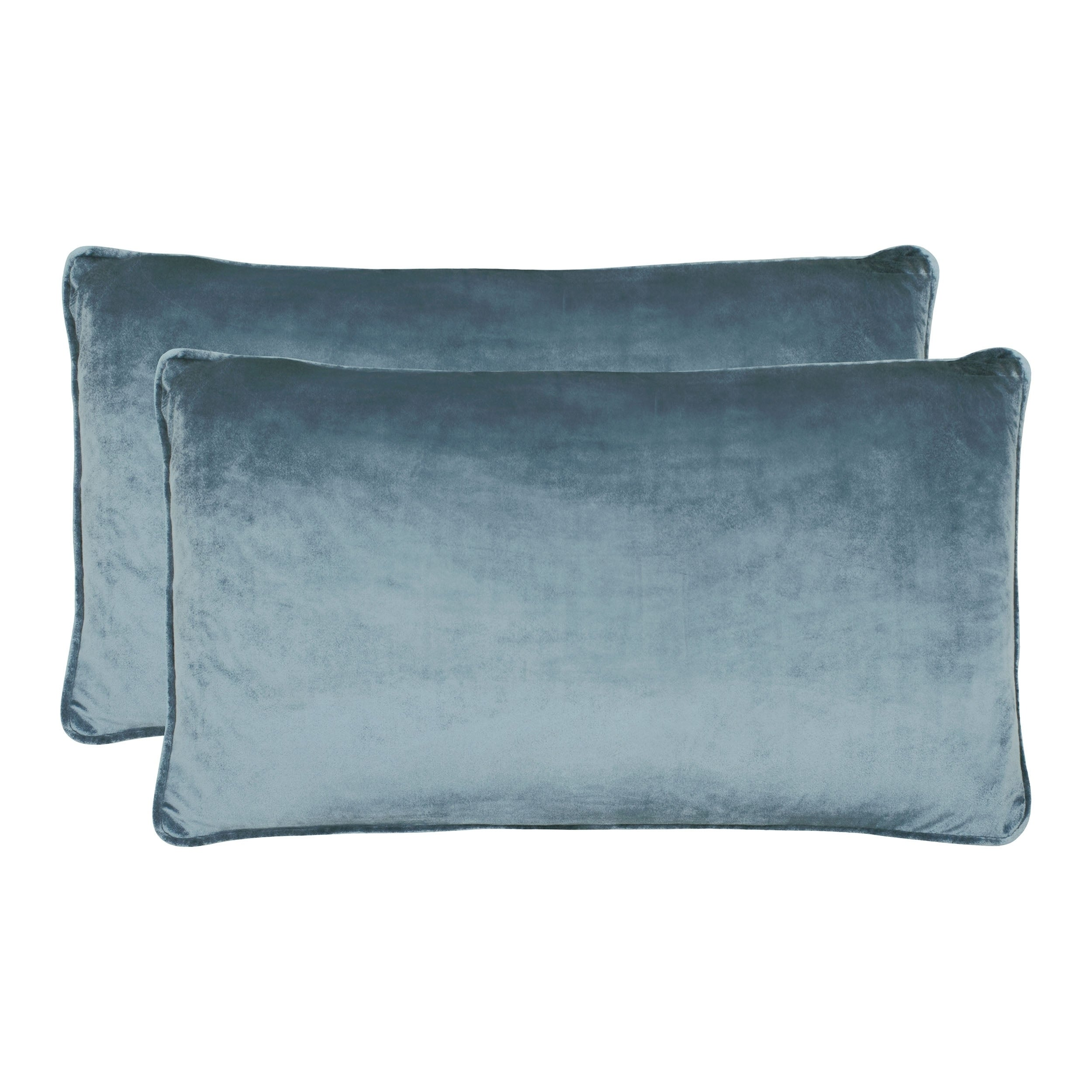 Excellent Jean Pierre Lucas Lumbar Velvet 2-Piece Throw Pillow Set - Free  SP99