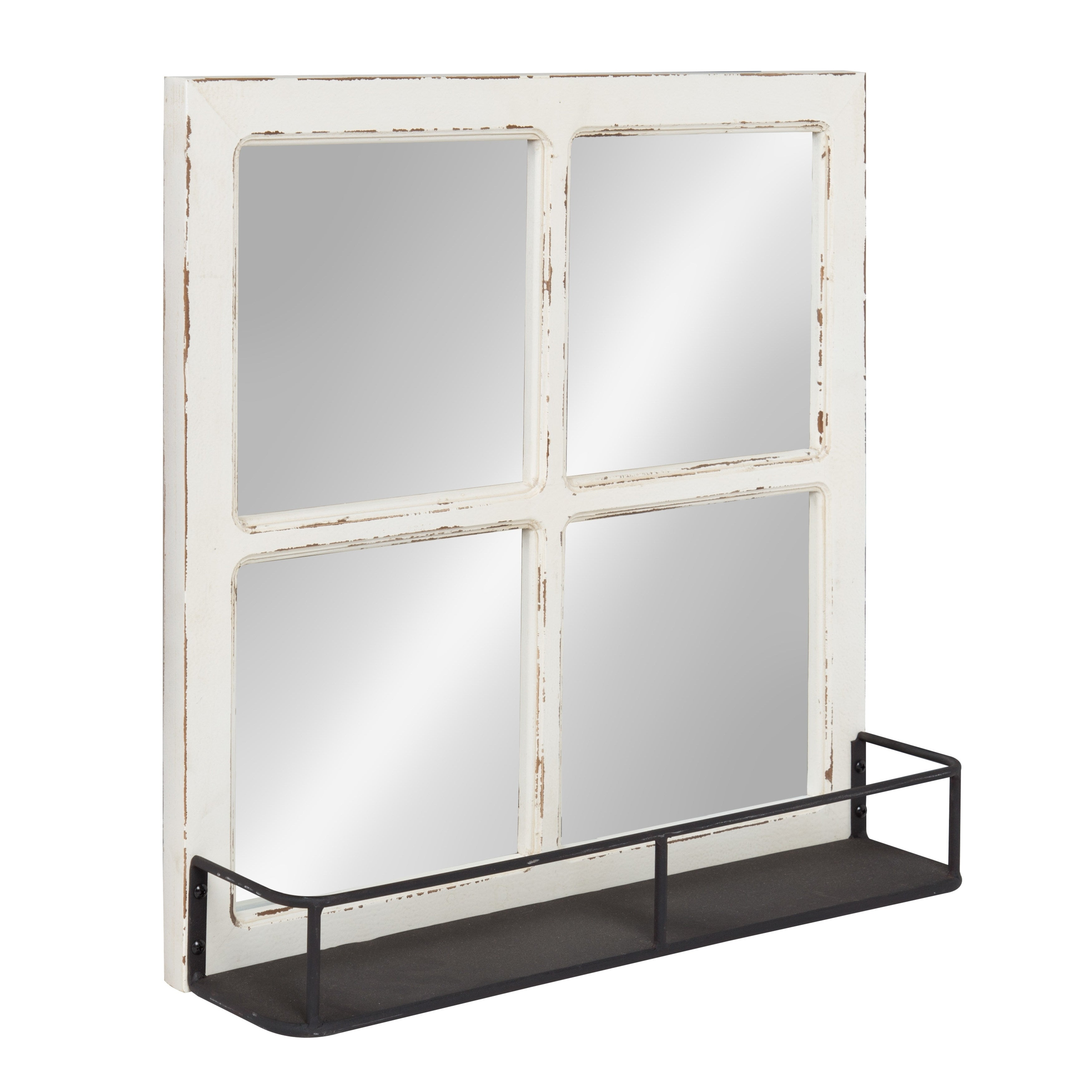 s window organization favorite gray entryway kirkland add and display you hooks to your with windows shelf can hallway or grey home mirror charm some pane wall pin