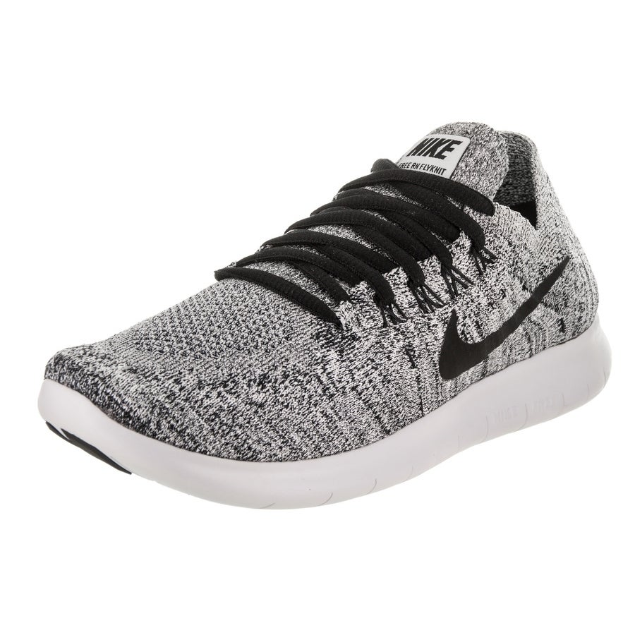 1324399d7eb6 Shop Nike Women s Free Rn Flyknit 2017 Running Shoe - Free Shipping Today -  Overstock - 18849977