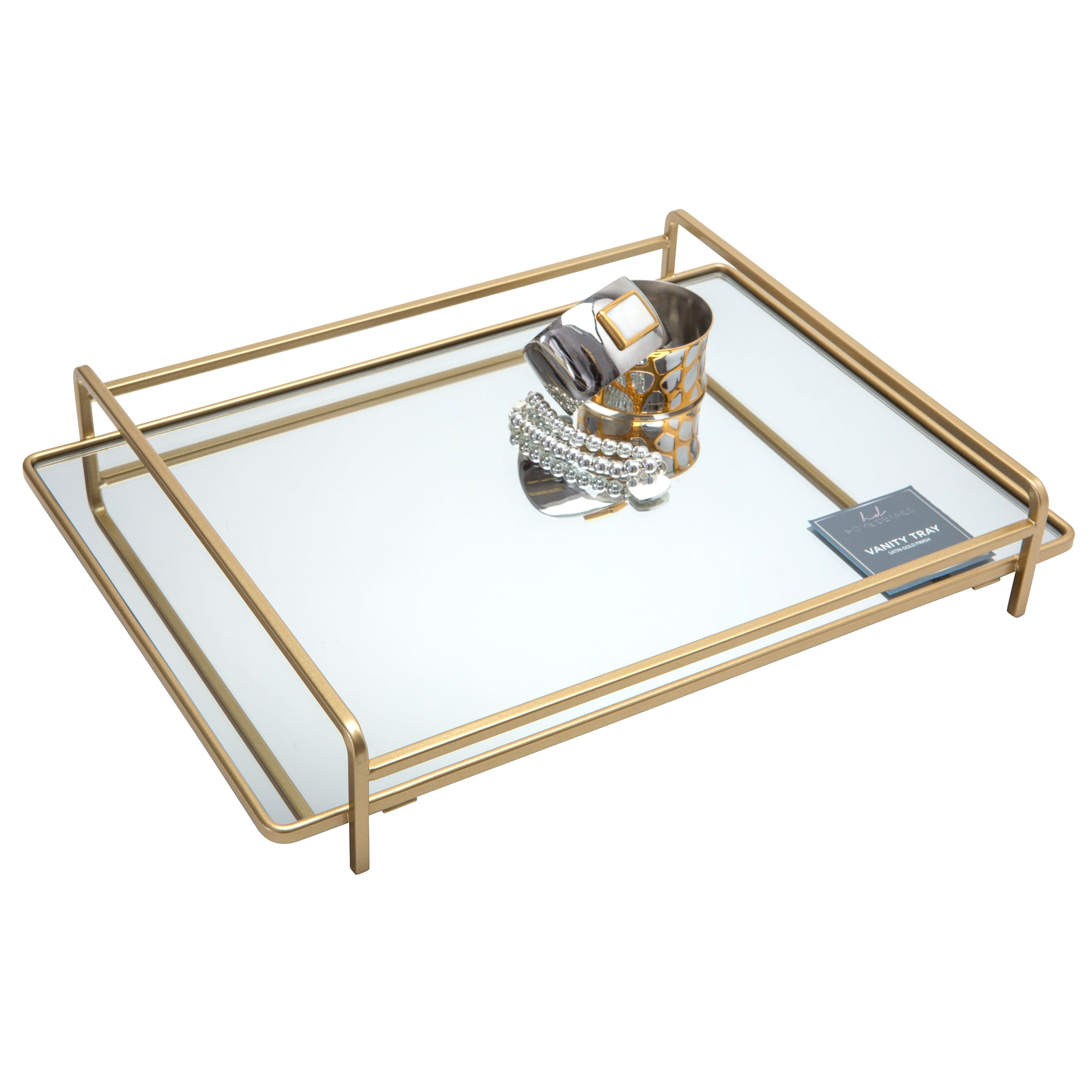 4 rail Vanity Mirror Tray Free Shipping Orders Over $45