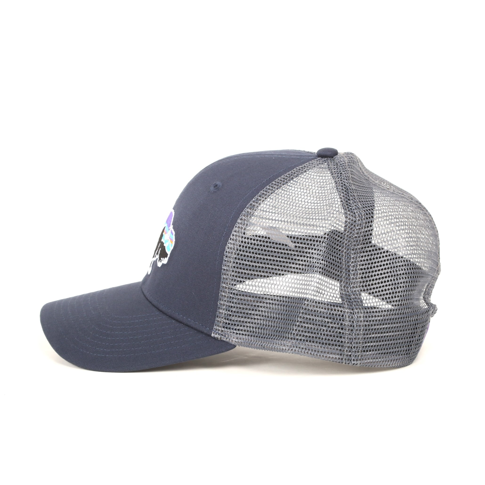 Shop Patagonia Fitz Roy Bison Trucker Hat - Ships To Canada - Overstock -  18904921 3471fb7a027a