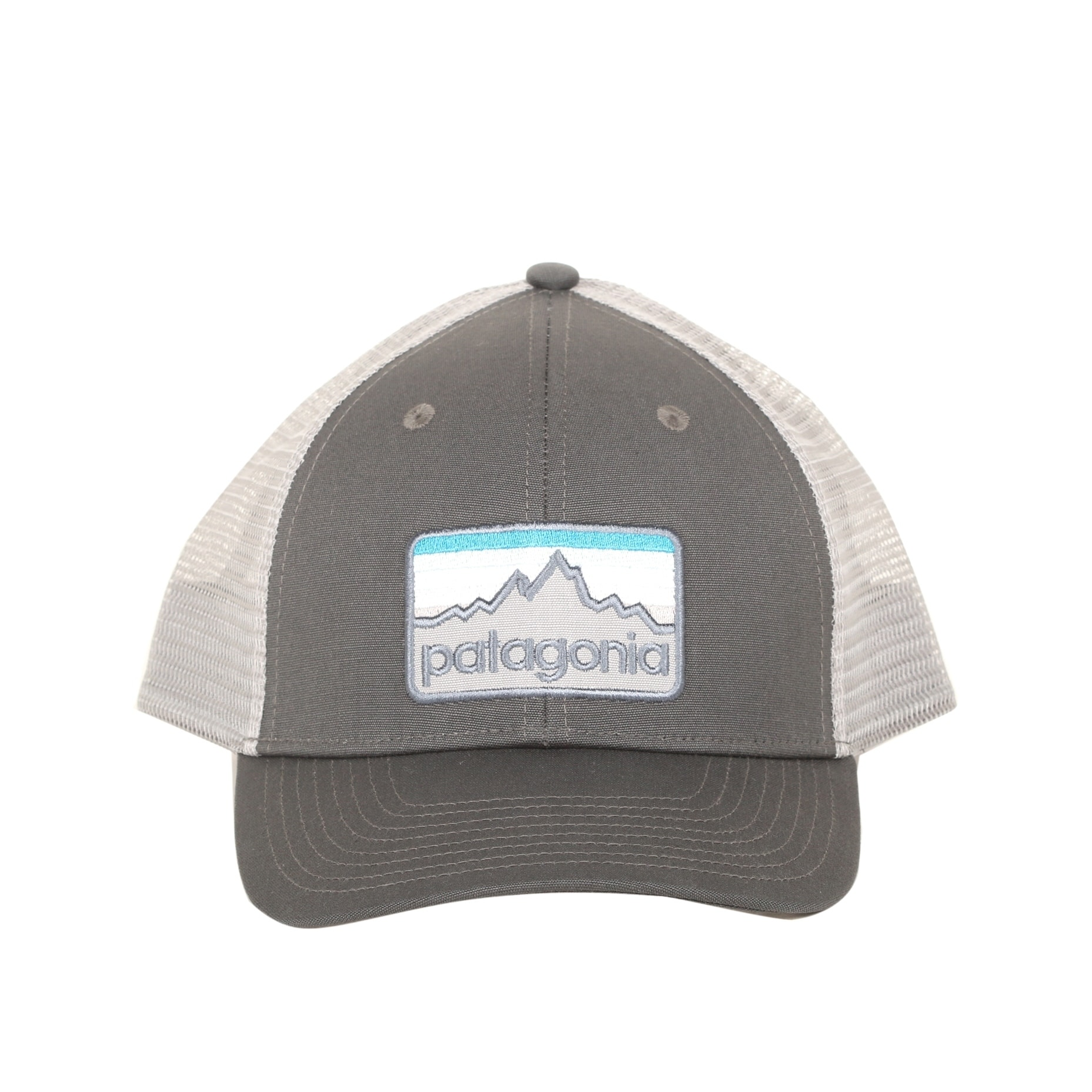 b4d5d6ccb817e Shop Patagonia Line Logo Badge LoPro Trucker Hat - Free Shipping On Orders  Over  45 - Overstock - 18904923