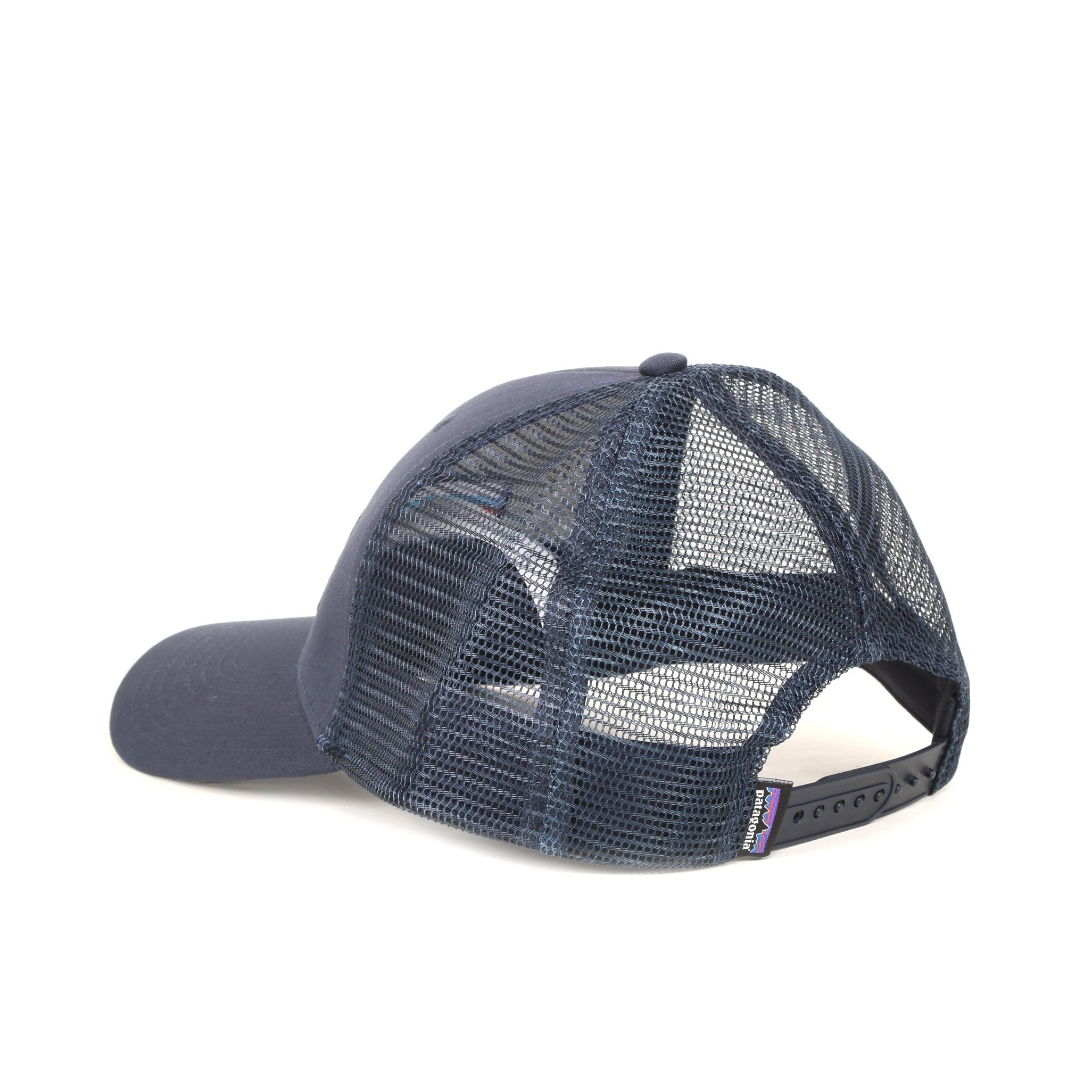 b7830a96c6cb3c Shop Patagonia P-6 Logo LoPro Trucker Hat - Free Shipping On Orders Over  $45 - Overstock - 18904996