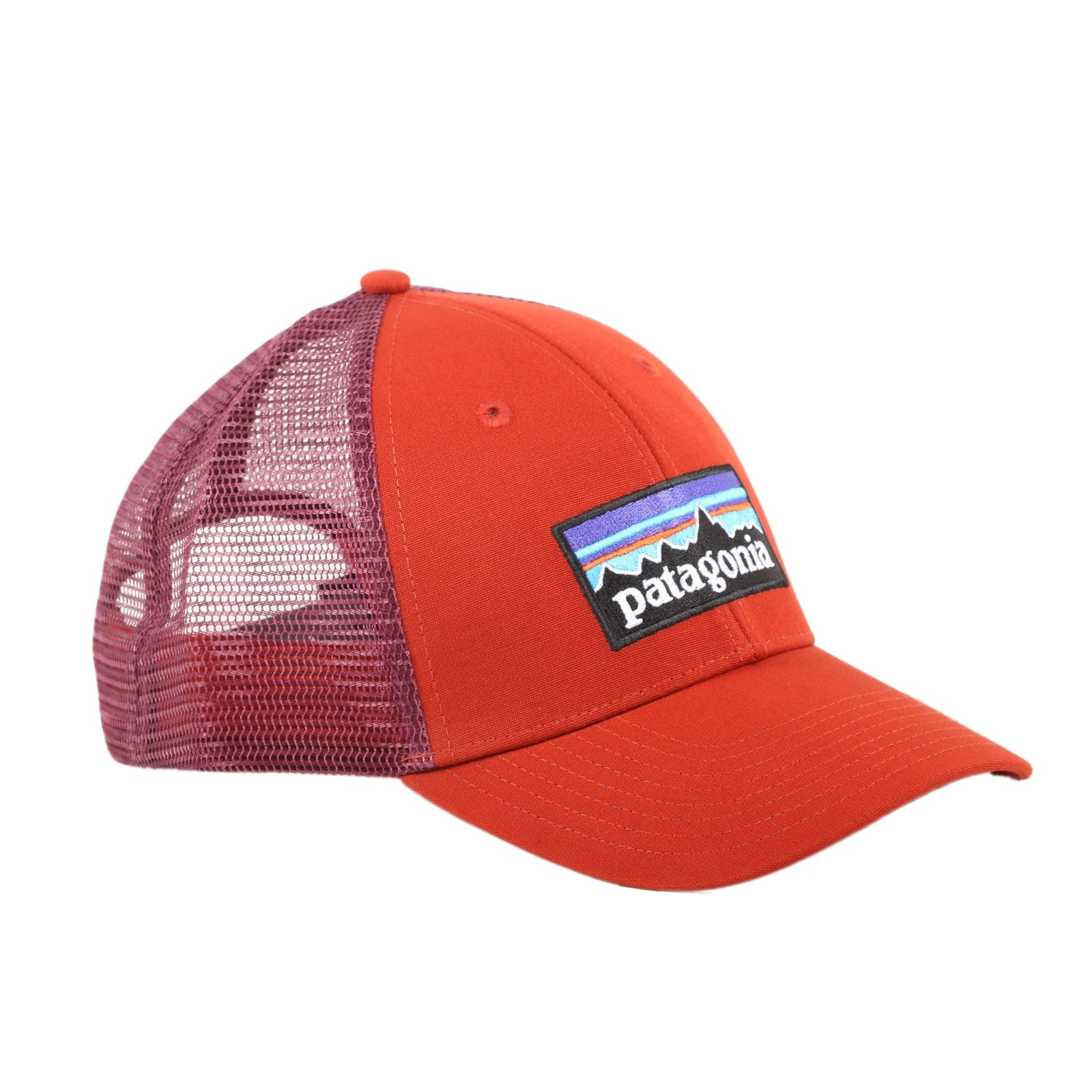 445251056c8f4 Shop Patagonia P-6 Logo LoPro Trucker Hat - Free Shipping On Orders Over   45 - Overstock - 18904996