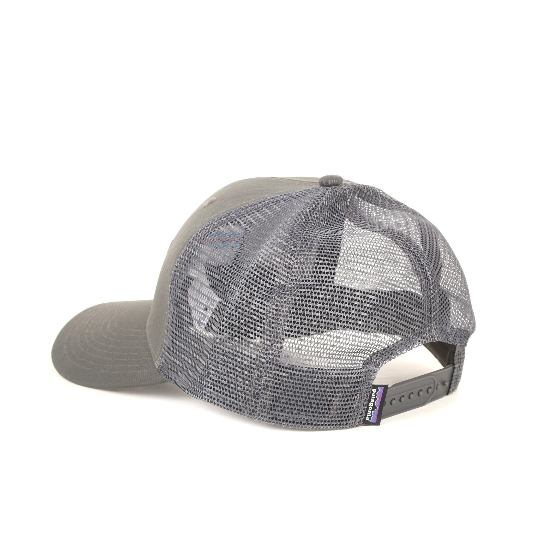 f854bfd68ba Shop Patagonia P-6 Logo LoPro Trucker Hat - Free Shipping On Orders Over   45 - Overstock - 18904996