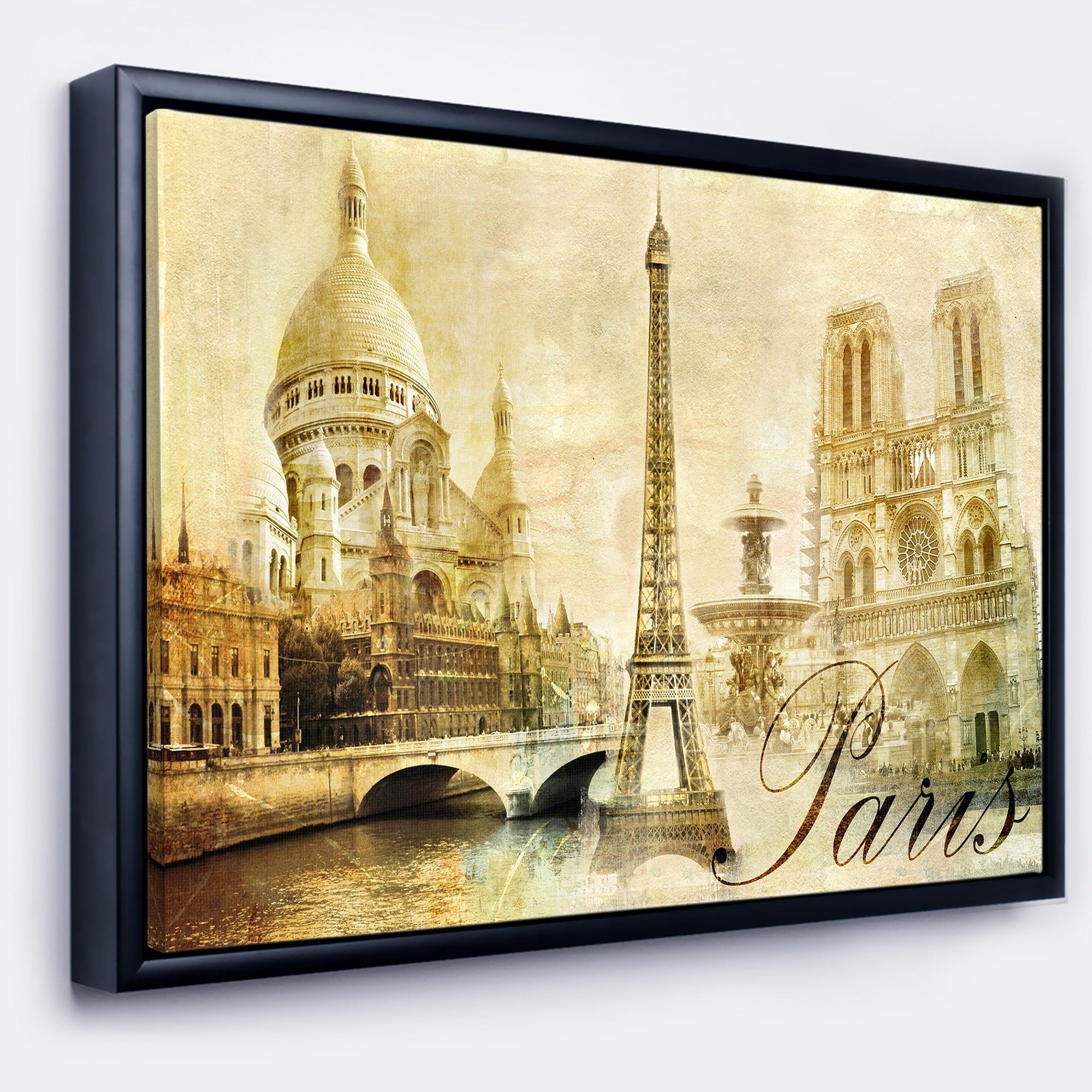 Fantastic Notre Dame Wall Decor Pictures Inspiration - The Wall Art ...