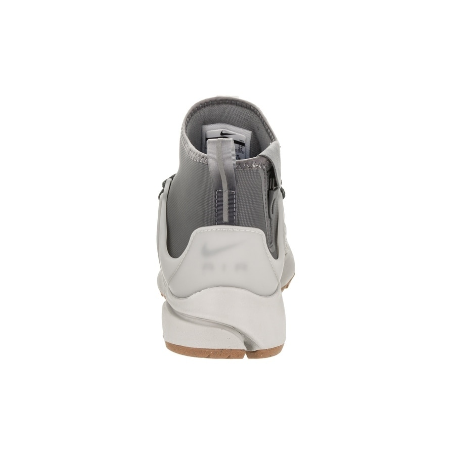 new style ed256 0552d Shop Nike Women s Air Presto Mid Utility PRM Running Shoe - Free Shipping  Today - Overstock.com - 18961711