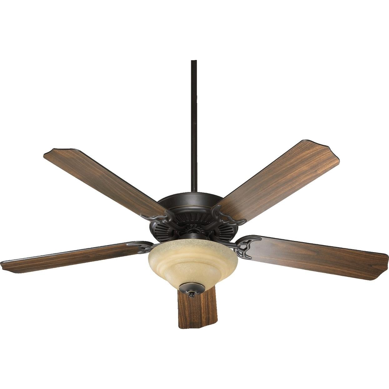 Capri 4 52 traditional ceiling fan with tri bump bowl light kit capri 4 52 traditional ceiling fan with tri bump bowl light kit free shipping today overstock 25193628 aloadofball Choice Image