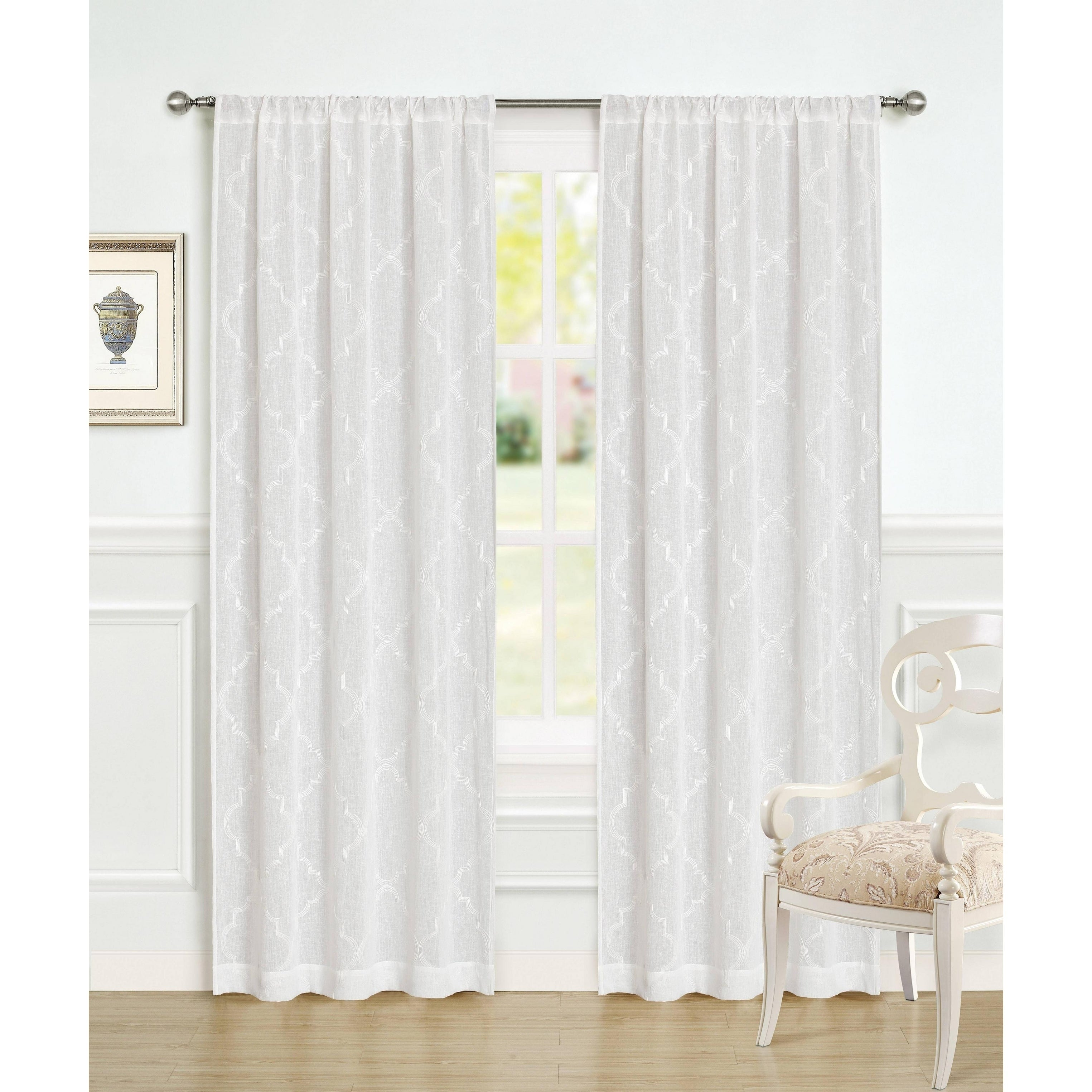 Laura Ashley Windsor Panel Pair  Free Shipping On Orders