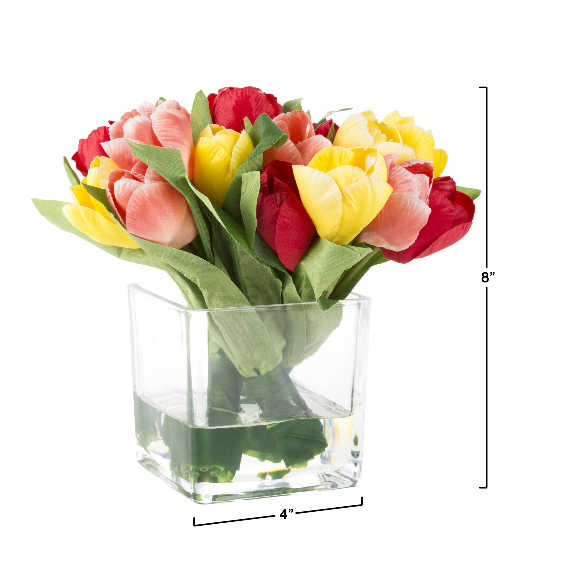 in tulip step arrange tulips by how vase minutes arranged tutorial your arrangement own to create a