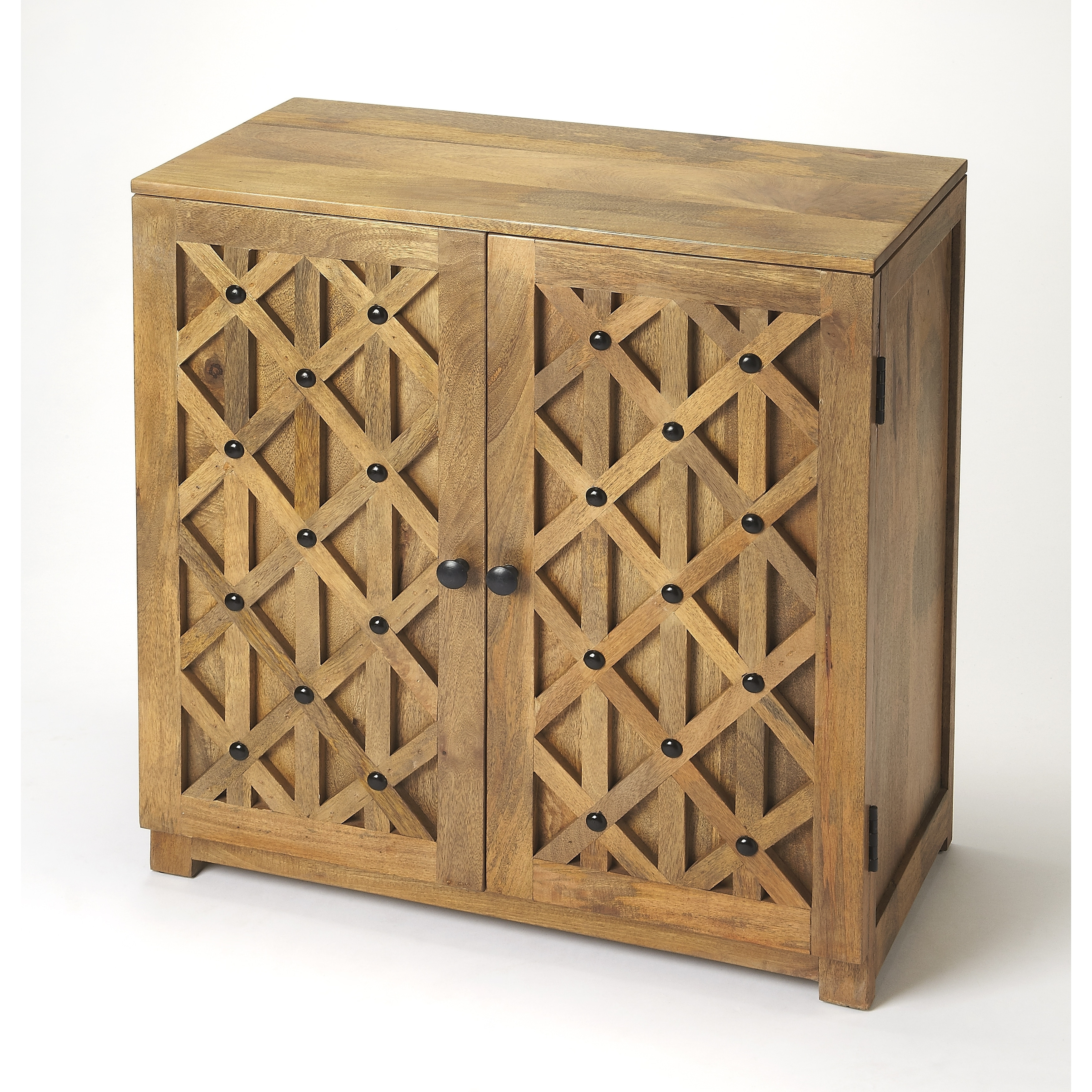 Shop Butler Corona Mango Wood Console Cabinet - Free Shipping Today - Overstock.com - 19224168