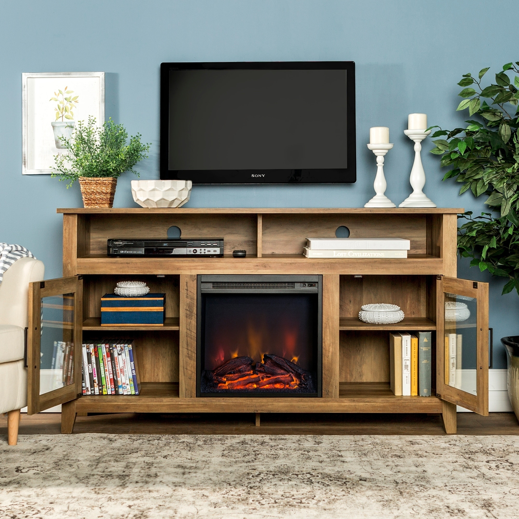 and interior lovely modern electric remodeling for dayri home fireplace stand decor me oak tv design