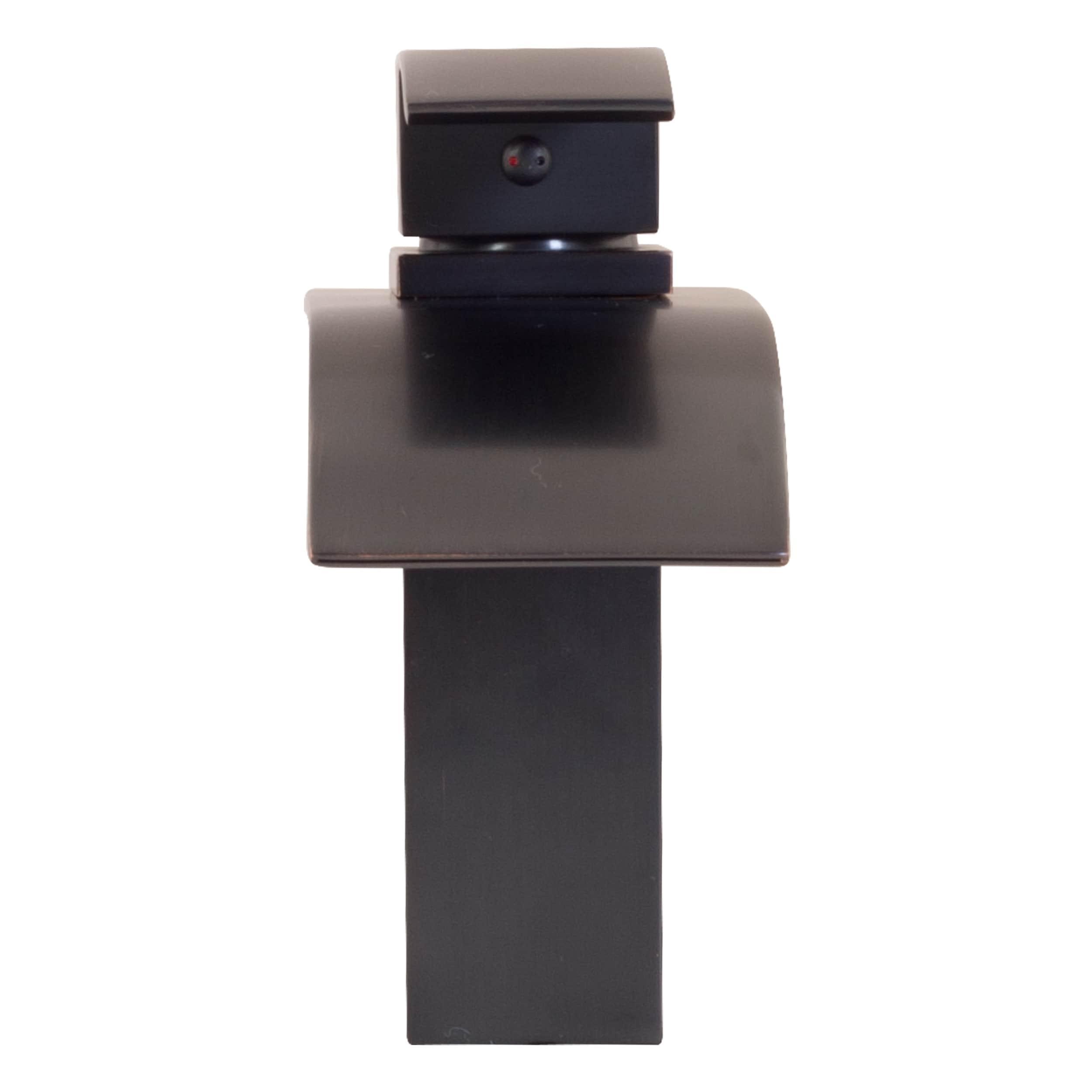 Shop Novatto REMI Single Lever Lav Faucet, Oil Rubbed Bronze - On ...