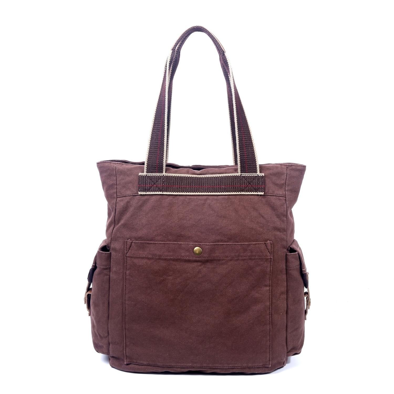 Tsd Brand Canvas Atona Utility Tote Bag On Free Shipping Today 19310705