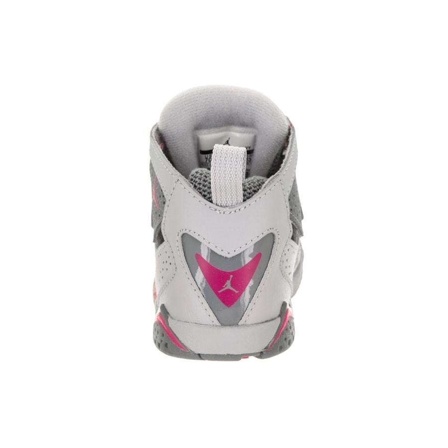 newest 7292f 07ad4 Shop Nike Jordan Toddlers Jordan True Flight GT Basketball Shoe - Free  Shipping Today - Overstock - 19311586