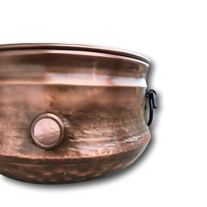 Shop Handmade Garden Hose Pot - Hose Outdoor Pot and Lawn Decor ...