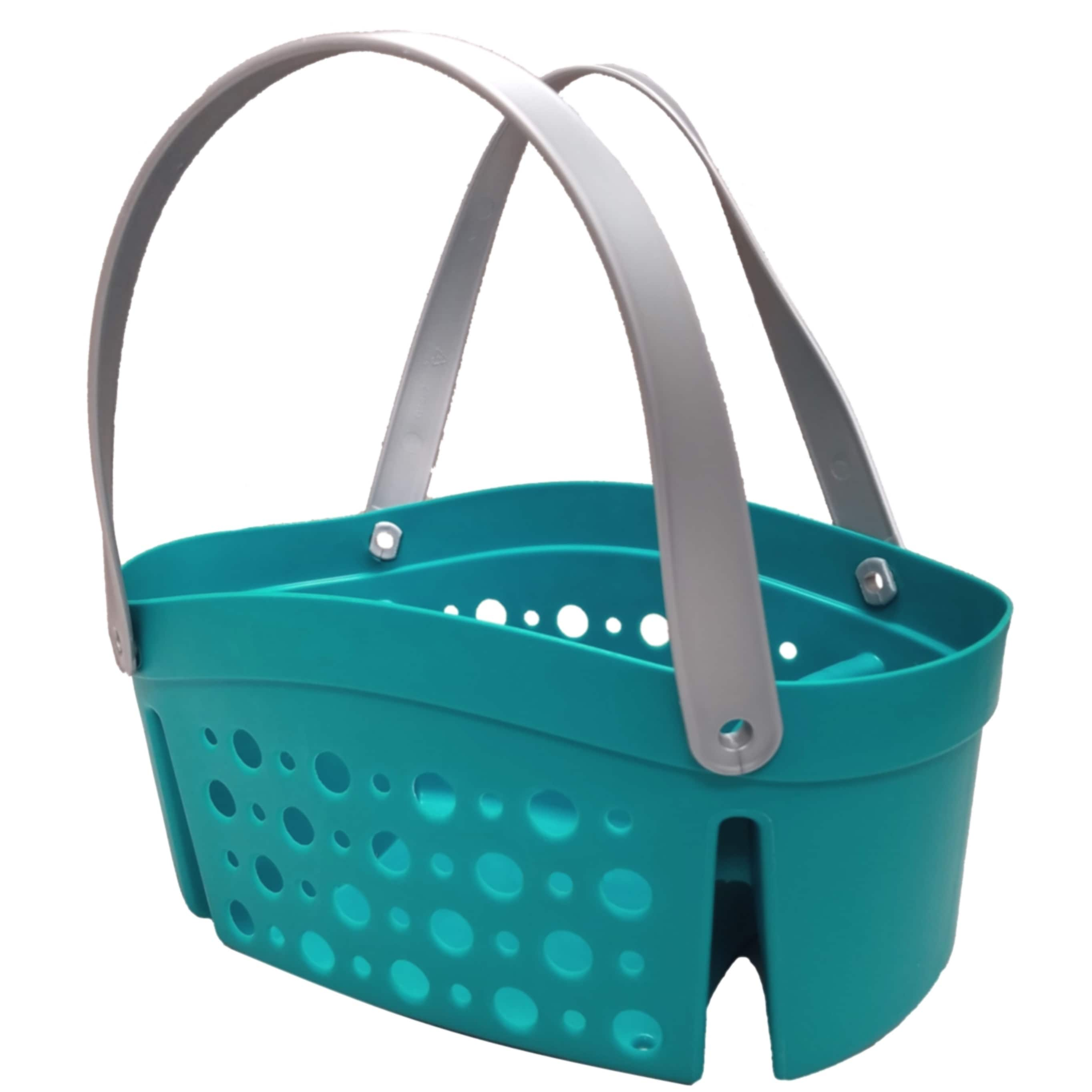 Shop Flex Shower Caddy / Tote - Teal - Free Shipping On Orders Over ...