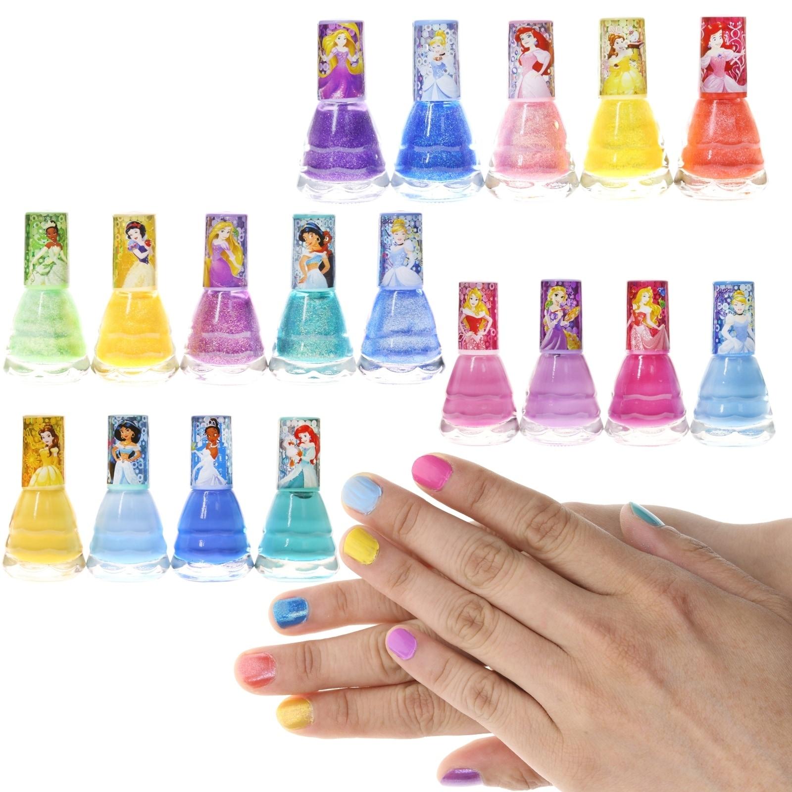 Shop Disney Princess 18 Pk Nail Polish - Free Shipping On Orders ...