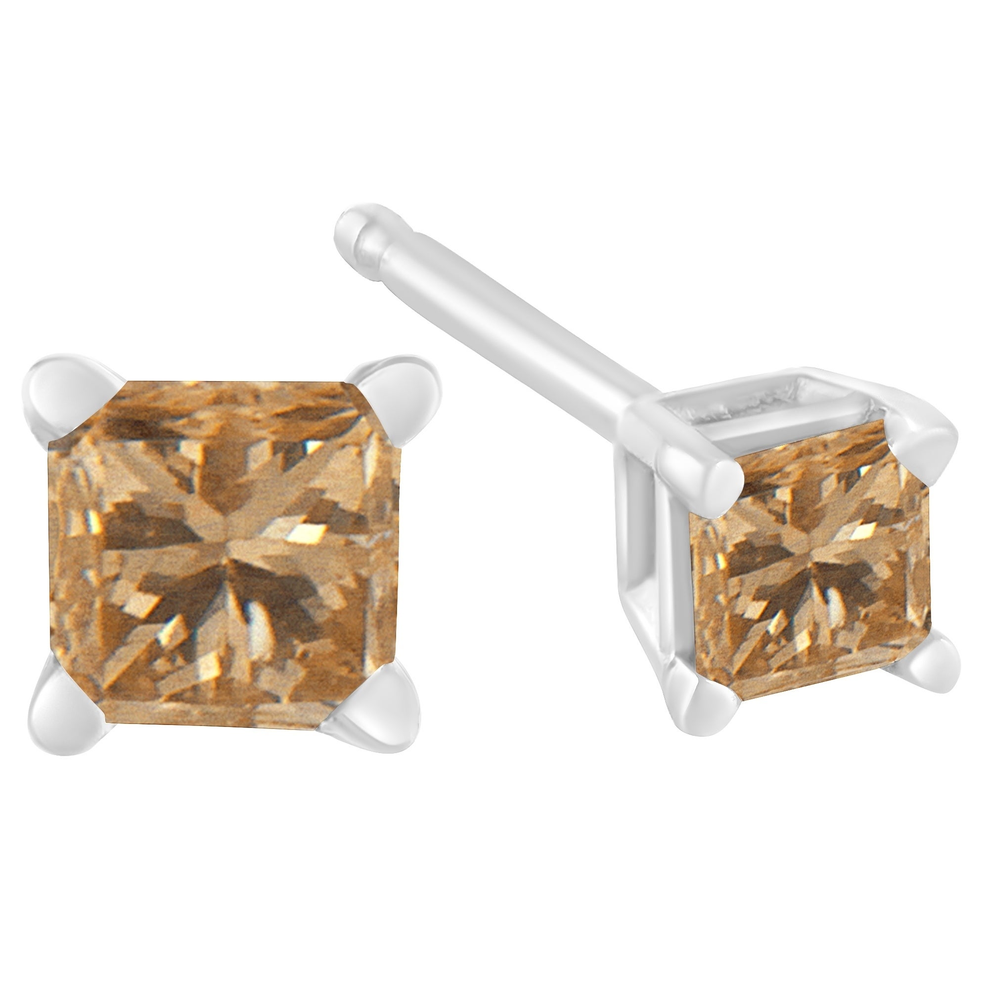 unique earrings zoom il fullxfull champagne stud white listing diamond floral gold studs