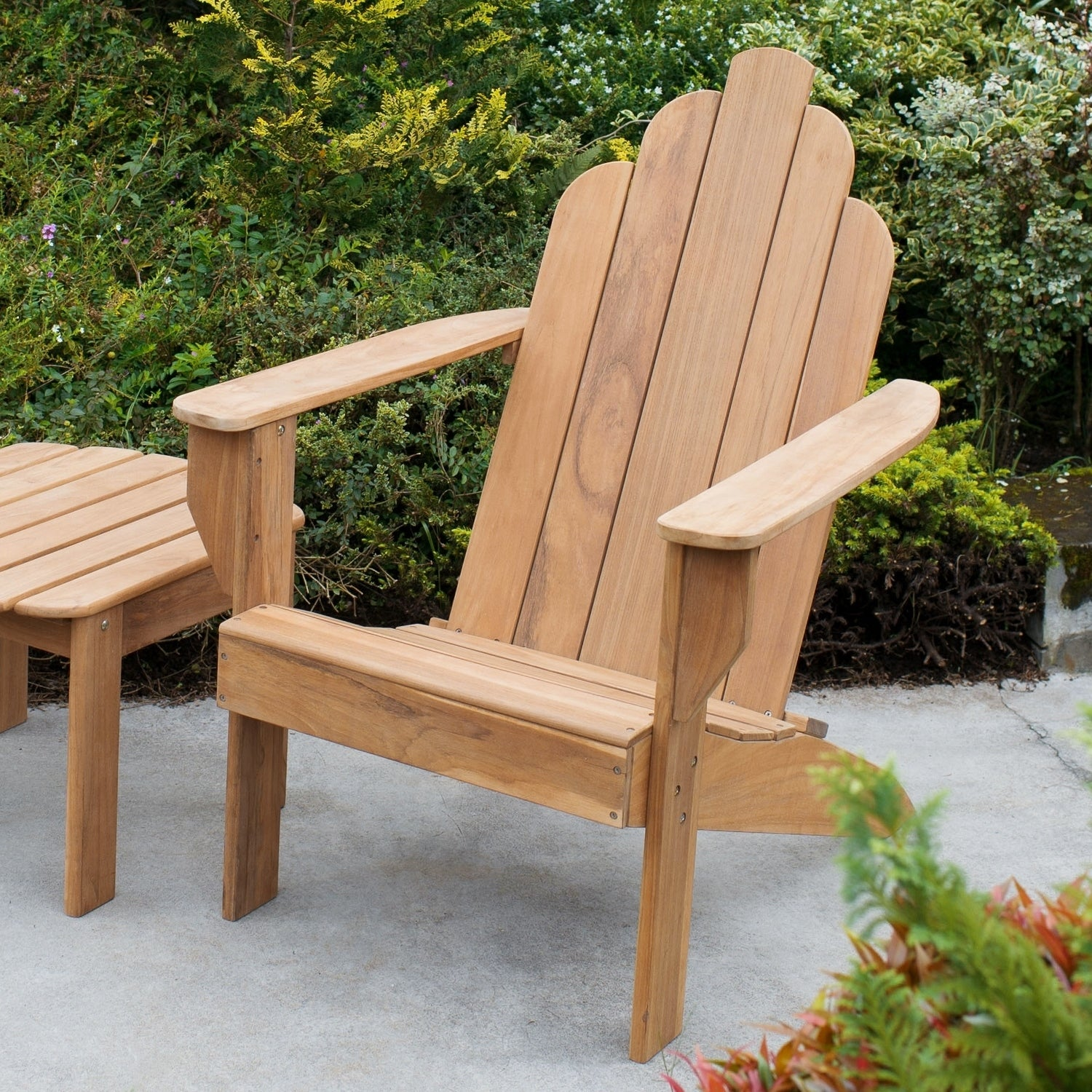 Genial Shop Cambridge Casual Sherwood Teak Adirondack Chair   Free Shipping Today    Overstock.com   19427570