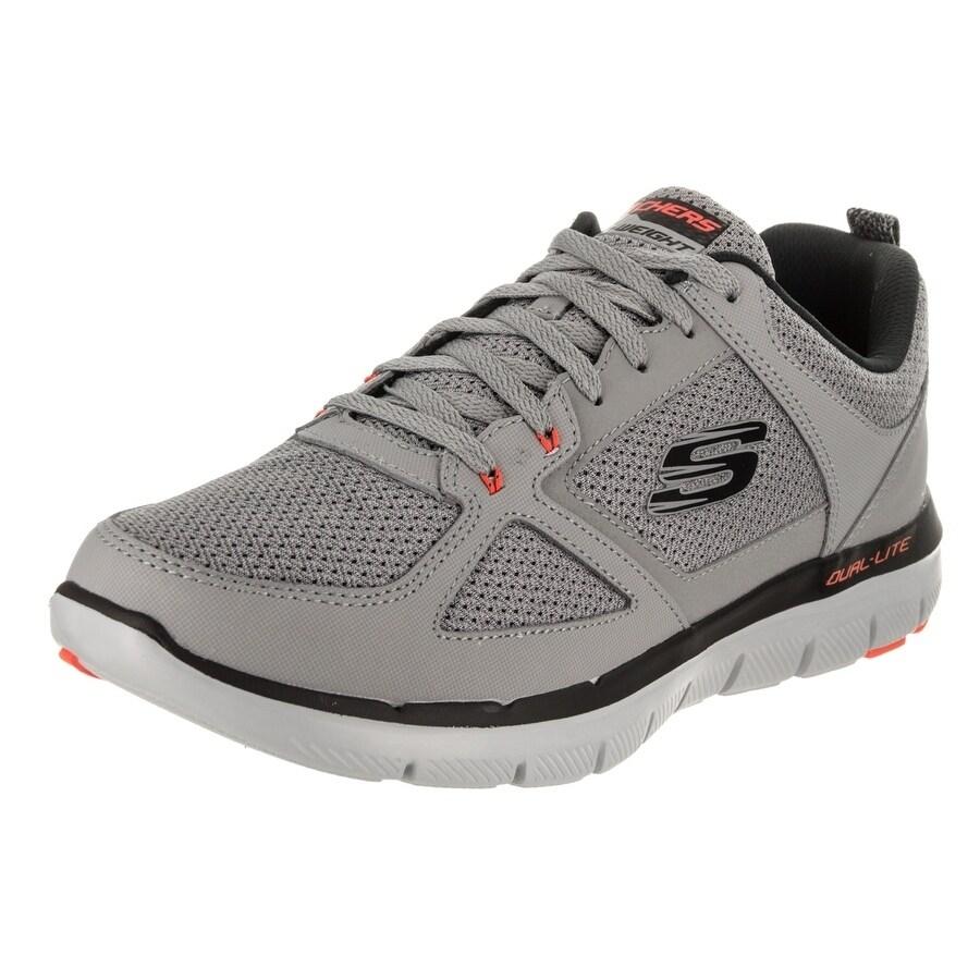 d186536b4328 Shop Skechers Men s Flex Advantage 2.0 Wide Casual Shoe - Free Shipping On  Orders Over  45 - Overstock.com - 19430518