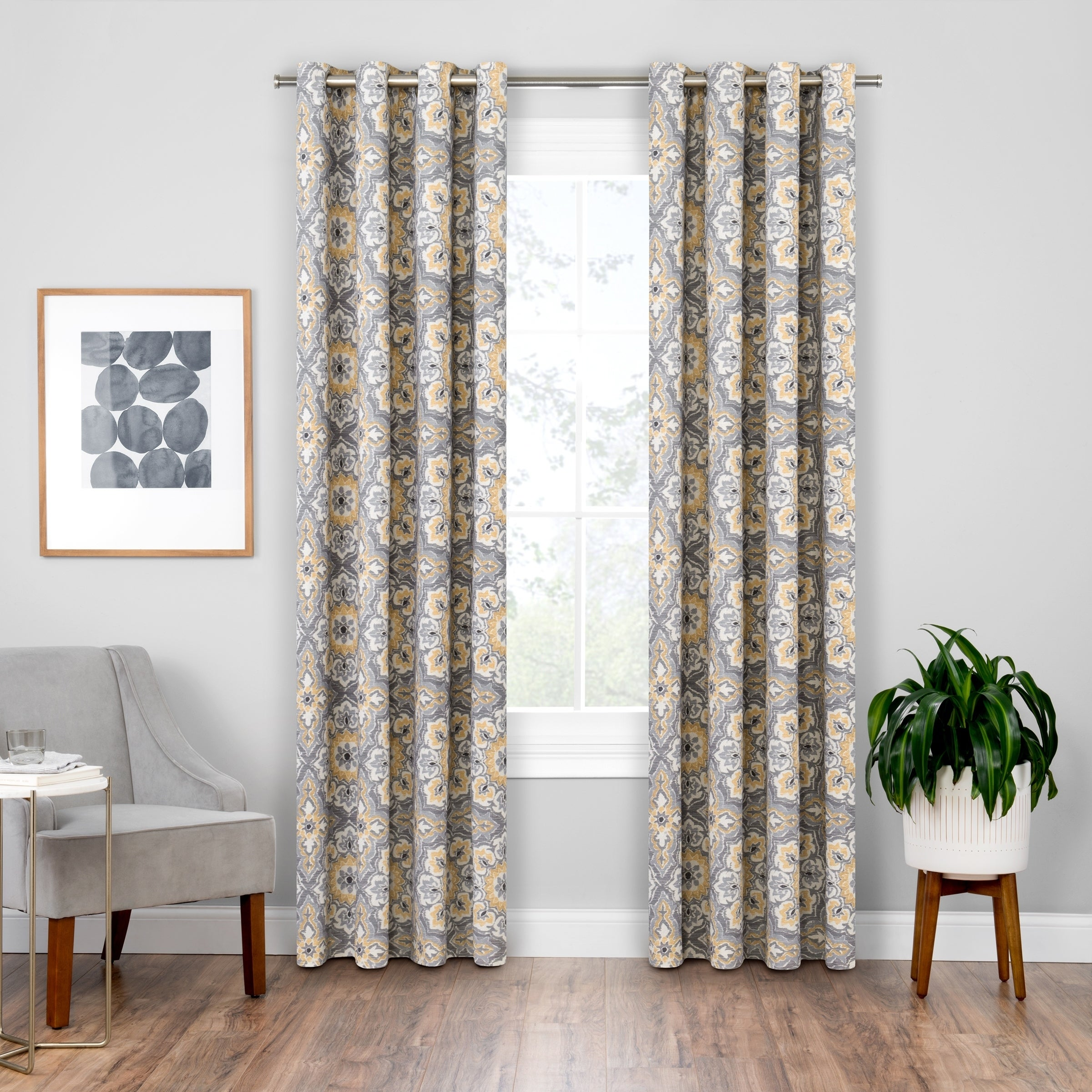 orders shipping curtain waverly cotton madfish curtains unique of home free shower hipstyle review toile over blue printed decor