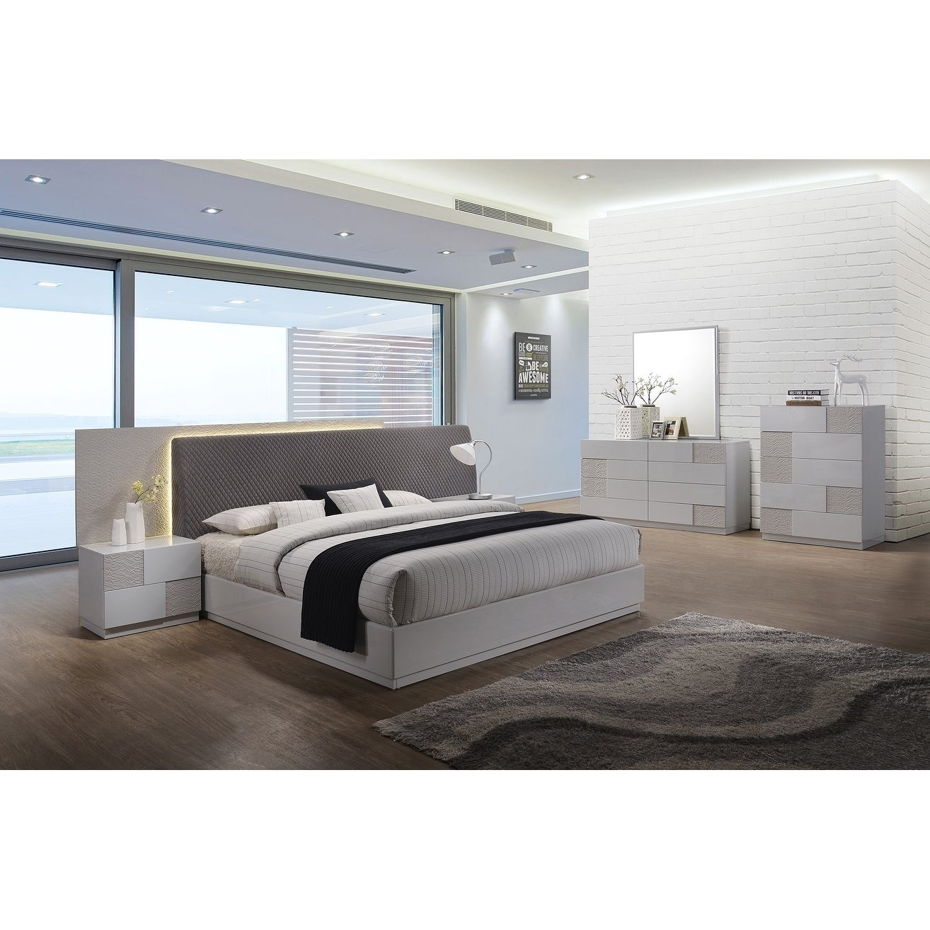 furniture pieces for bedrooms. Oliver \u0026 James Dalou 5-piece Bedroom Set - Free Shipping Today Overstock 25436480 Furniture Pieces For Bedrooms