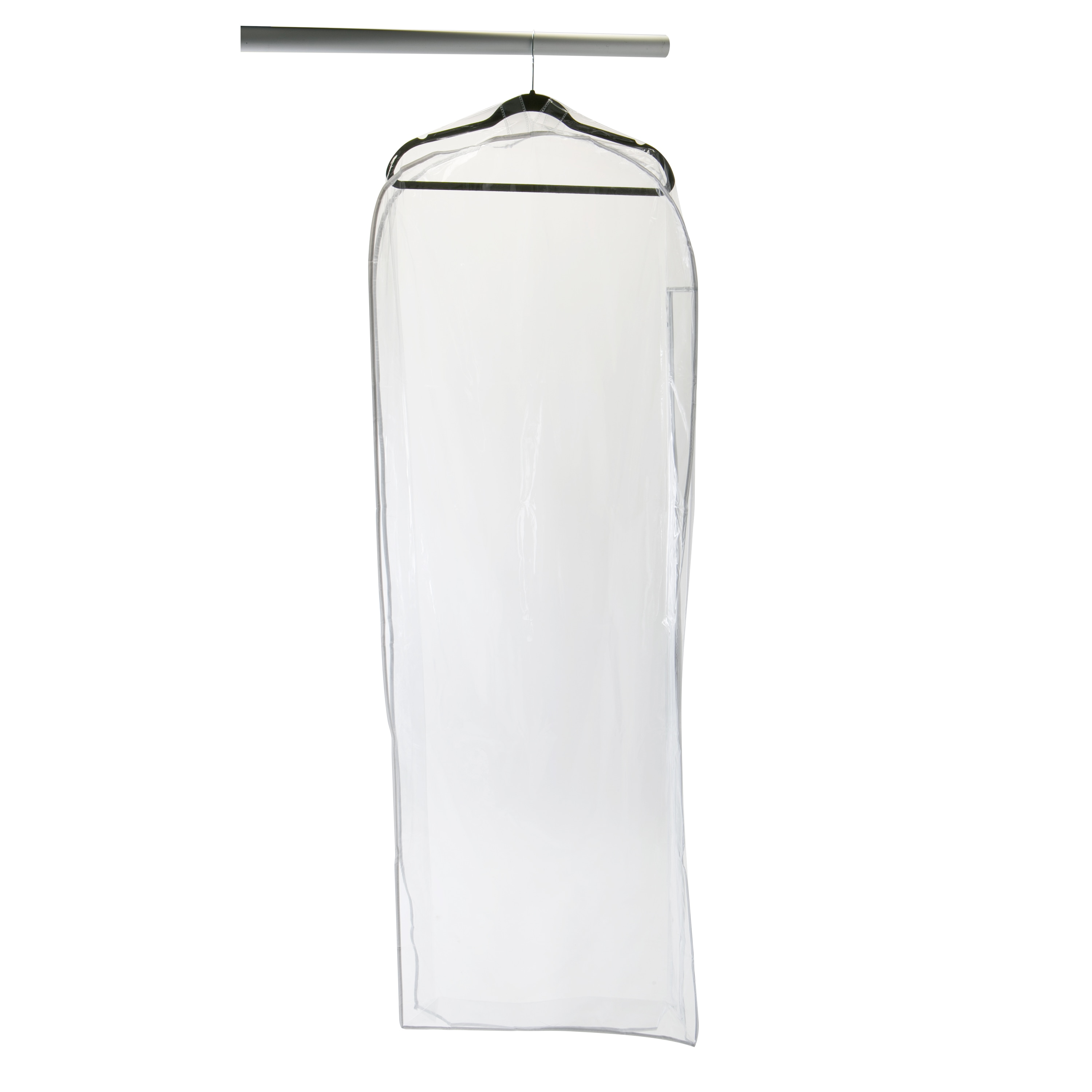 Shop Kennedy Crystal Clear PVC Gown Garment Bag - Free Shipping On ...