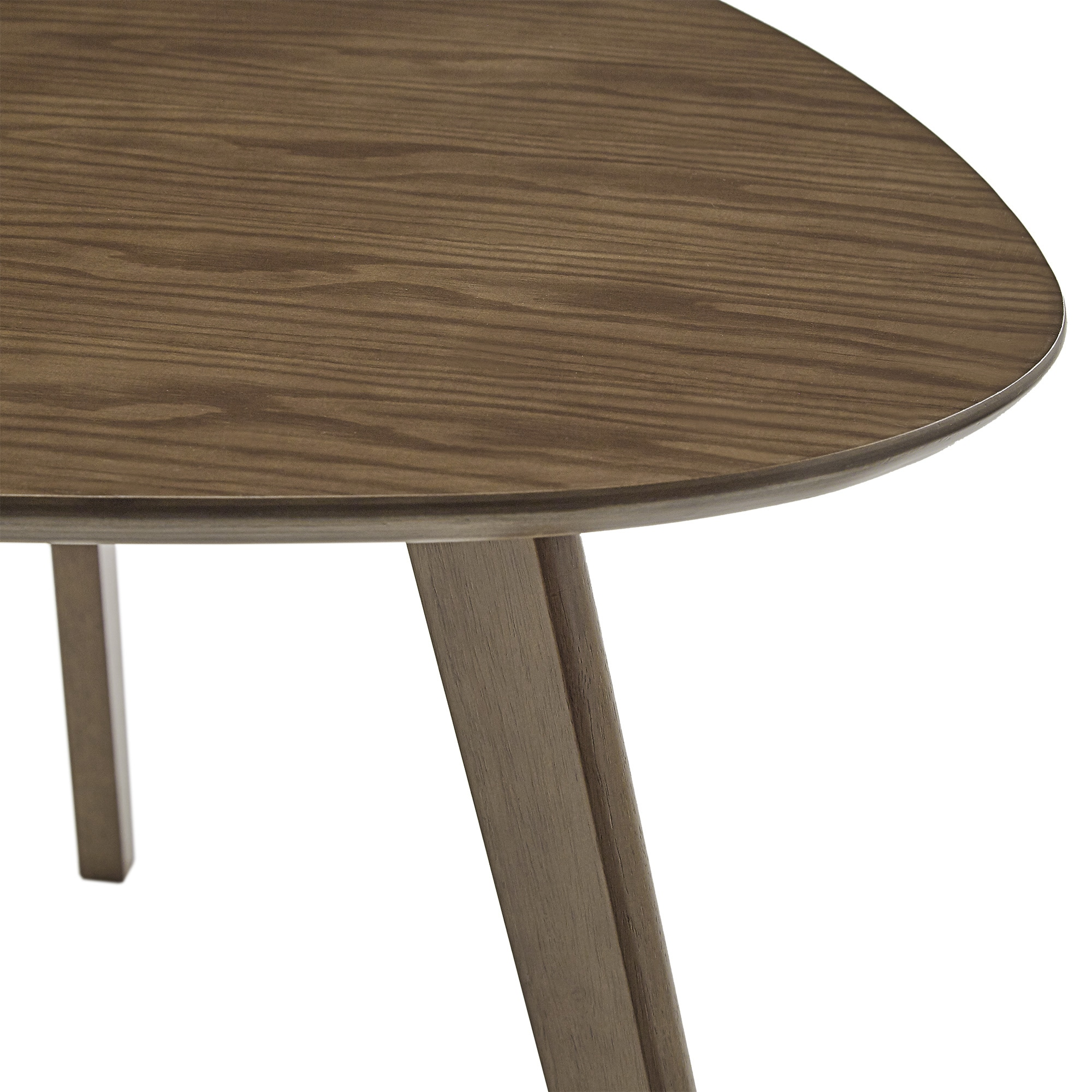 Adler Mid-Century Triangular Wood Coffee Table by iNSPIRE Q Modern - Free  Shipping Today - Overstock.com - 25456639