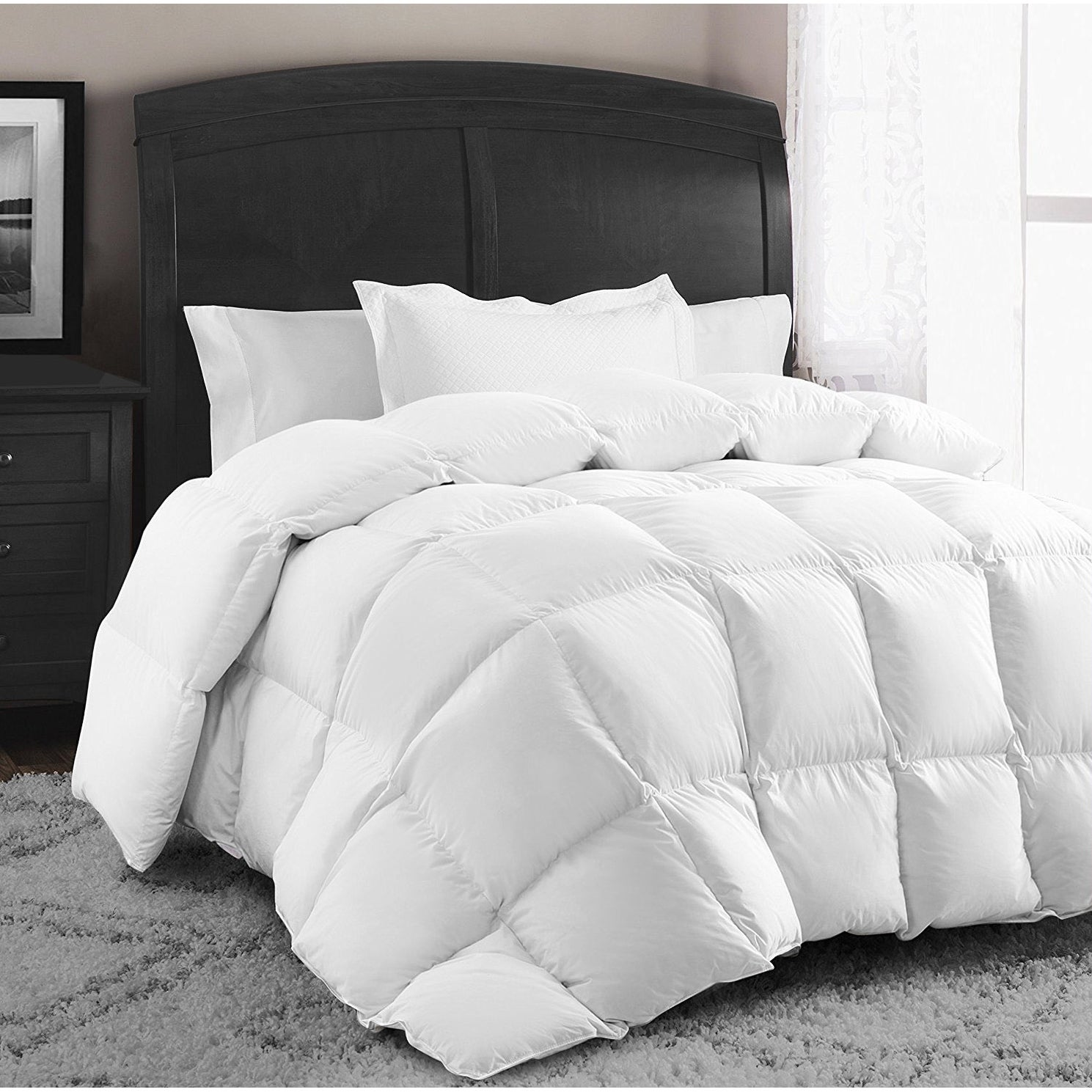 white screenshot feather duvet boho products and sets bedding black ink rags