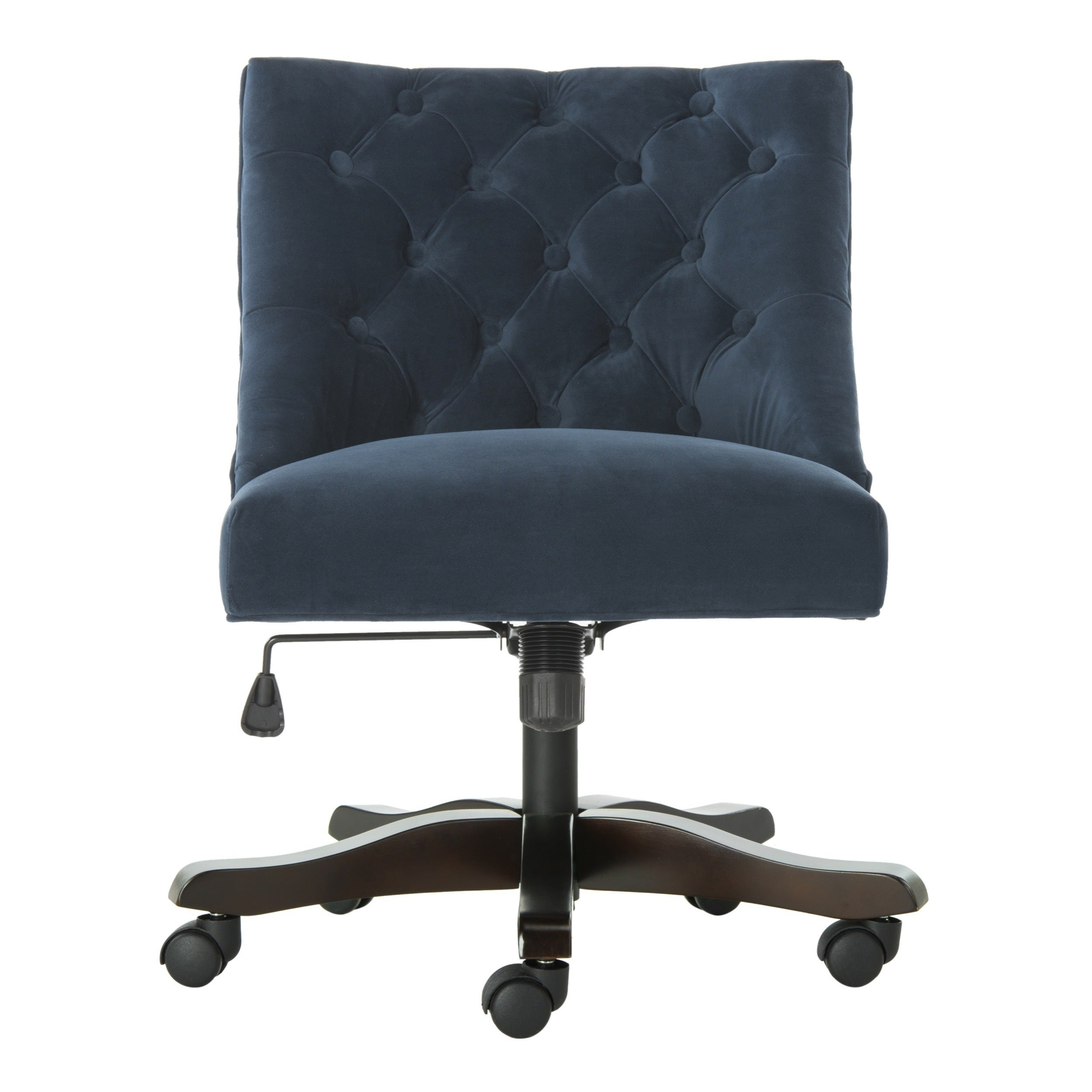 home velvet leg safavieh shipping today office product desk chair swivel garden chrome free overstock amy tufted