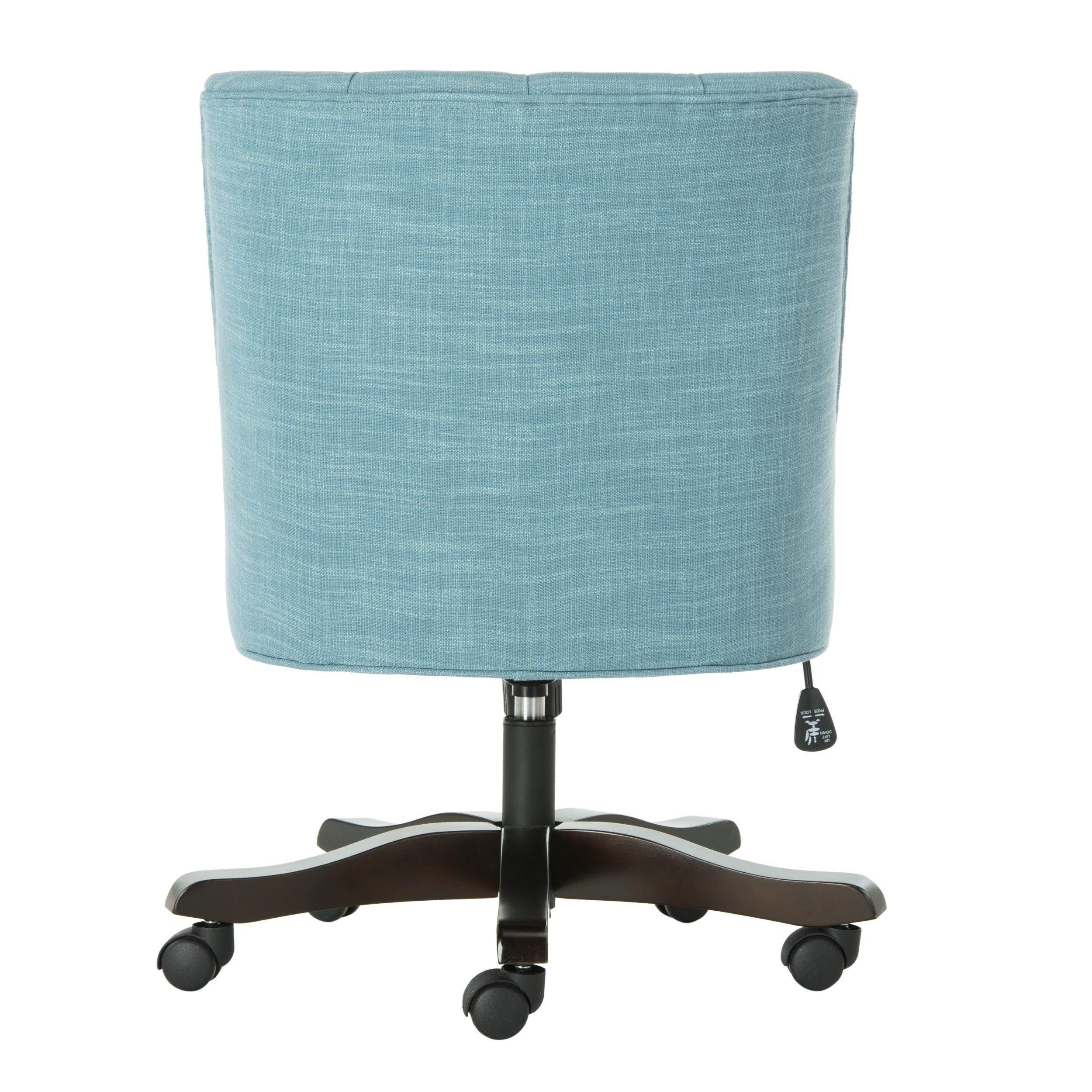 desk reviews armless wayfair chair aqua chairs back furniture star pdx mid lone