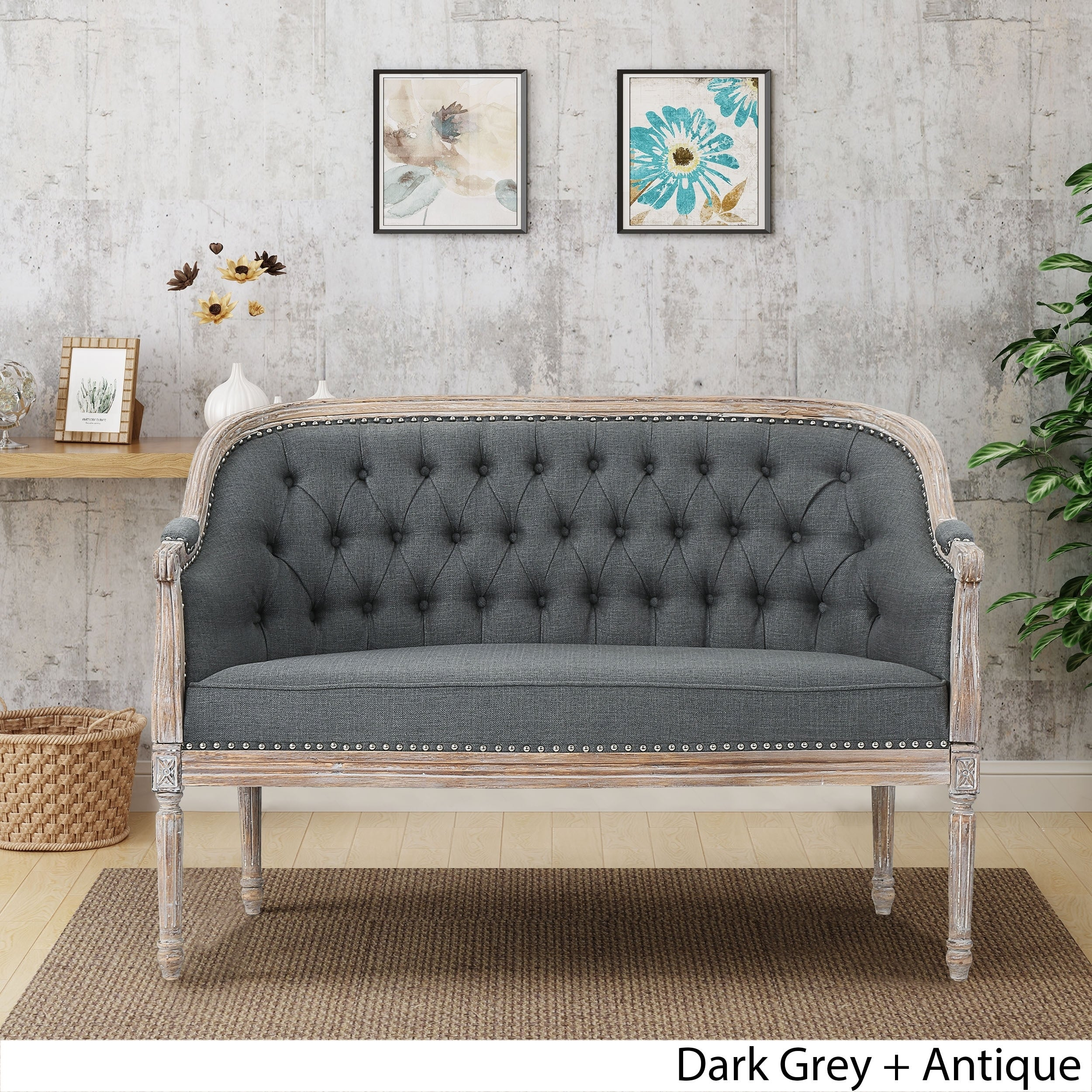 overstock by petite free mid garden sheena century knight christopher cushion single shipping modern fabric product home loveseat today