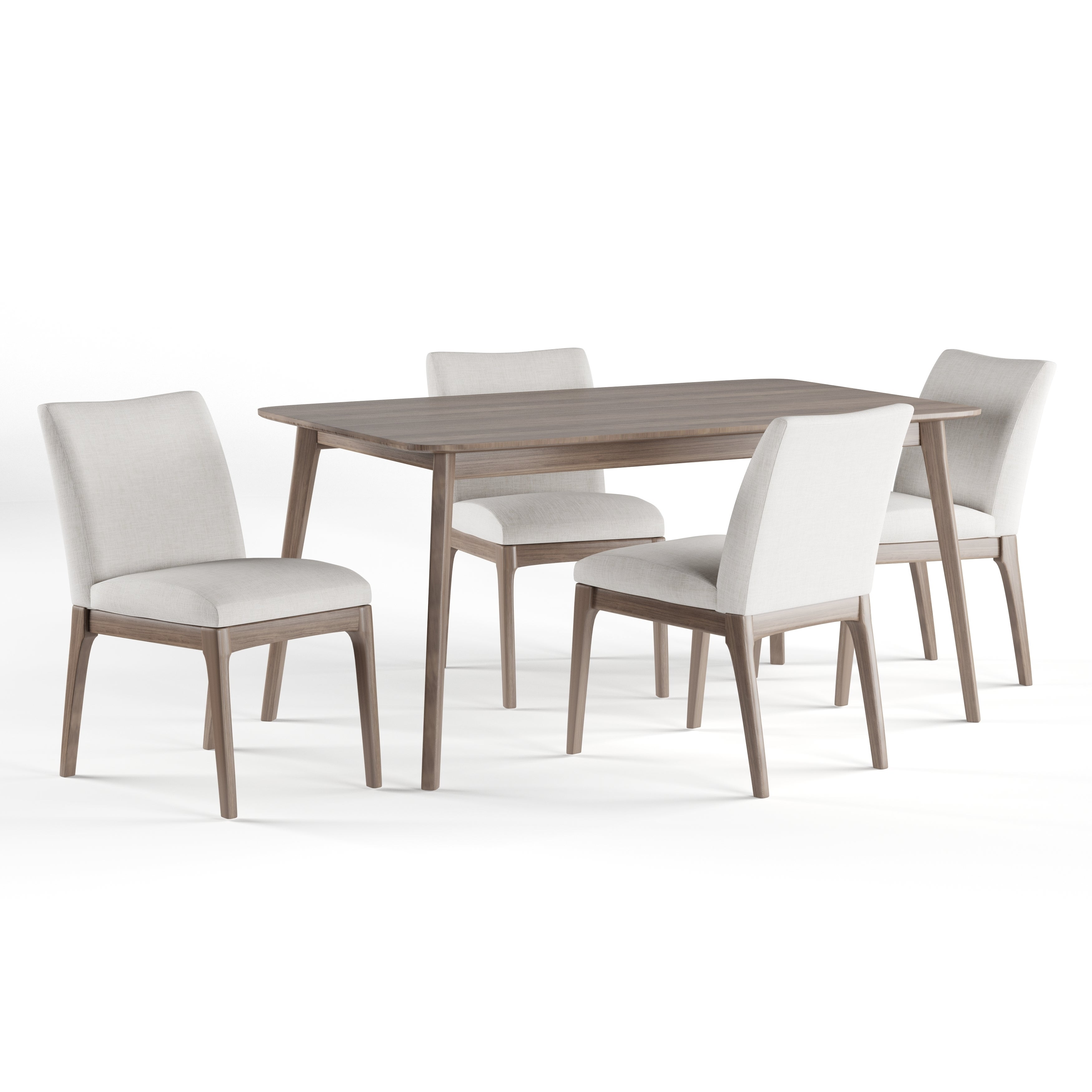 3cea9cf8f Shop Carson Carrington Kotka Mid-century 5-piece Dining Set - On Sale -  Free Shipping Today - Overstock - 19473329