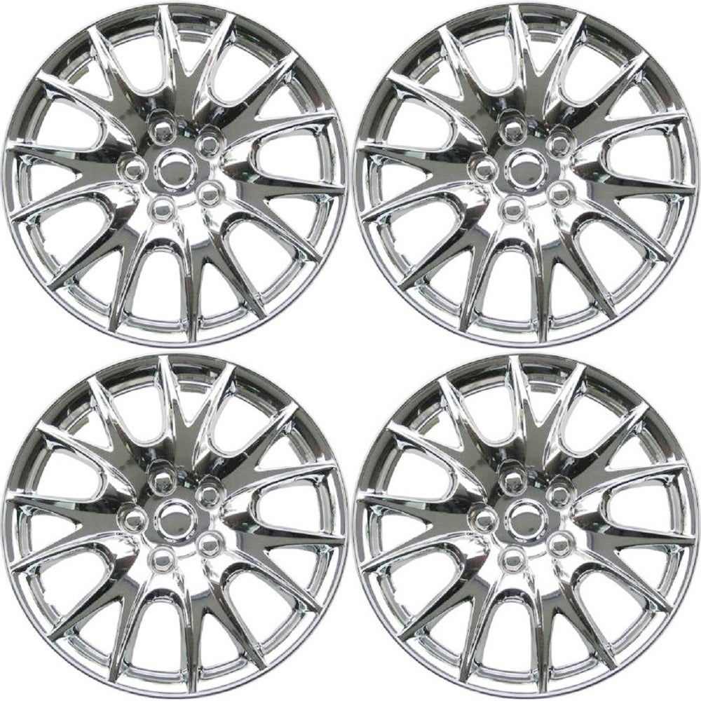 shop oxgord chrome 15 inch wheel cover fits select nissan maxima Nissan Quest shop oxgord chrome 15 inch wheel cover fits select nissan maxima 53054 free shipping today overstock 19477511