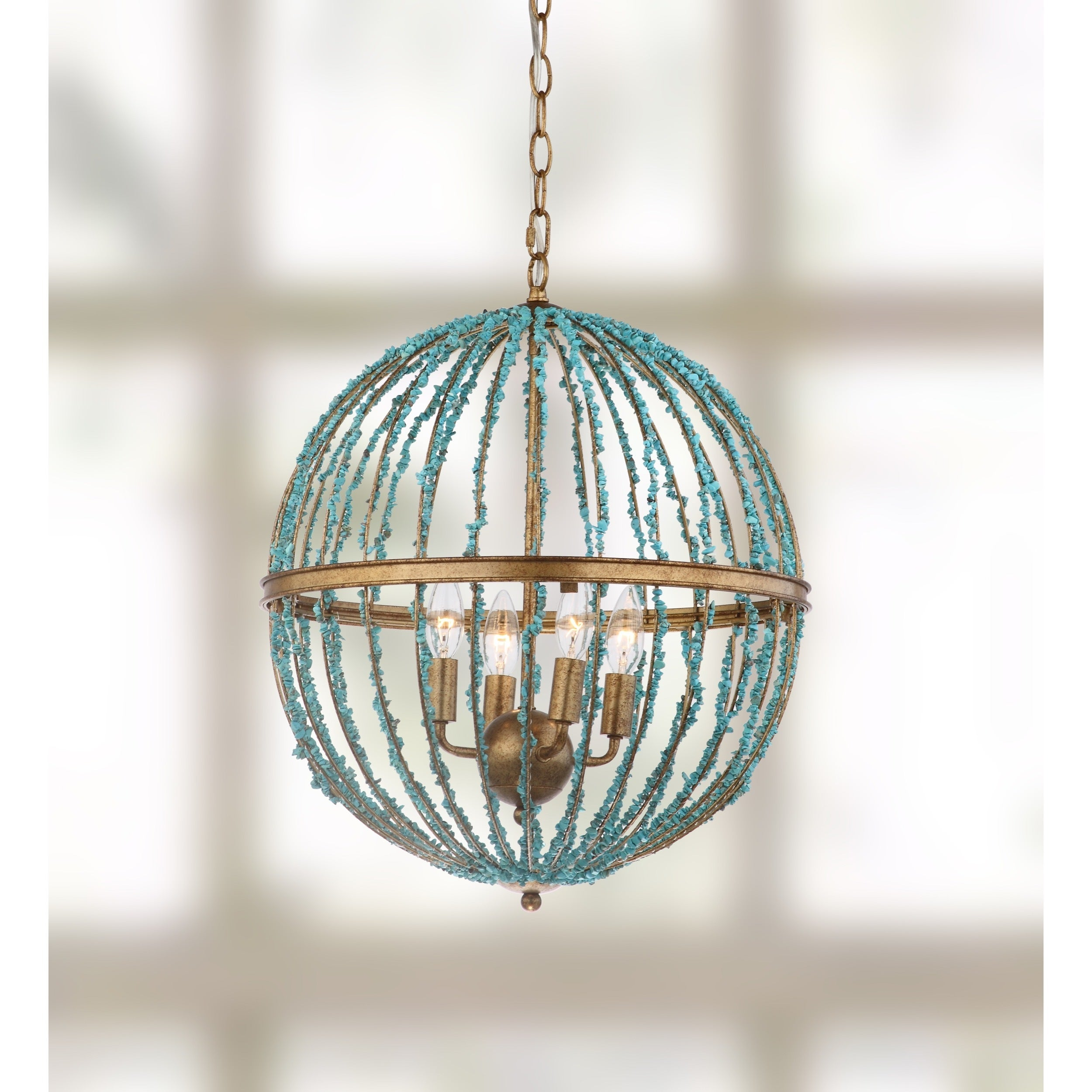 Safavieh lighting 19 inch lalita blue cage chandelier free safavieh lighting 19 inch lalita blue cage chandelier free shipping today overstock 25478663 arubaitofo Image collections