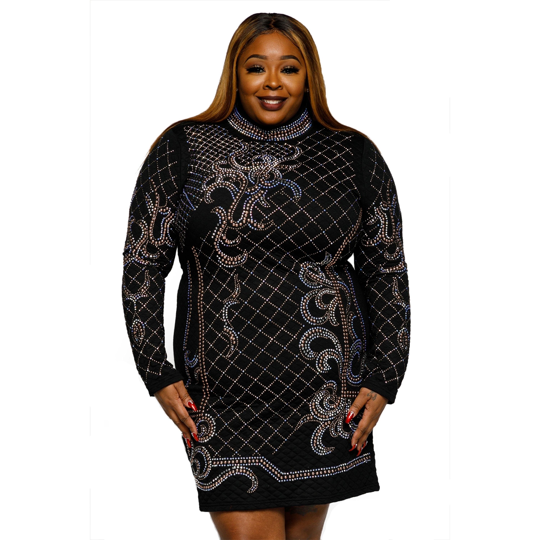 e33ee469daf8 Short Black Party Dress Plus Size - raveitsafe