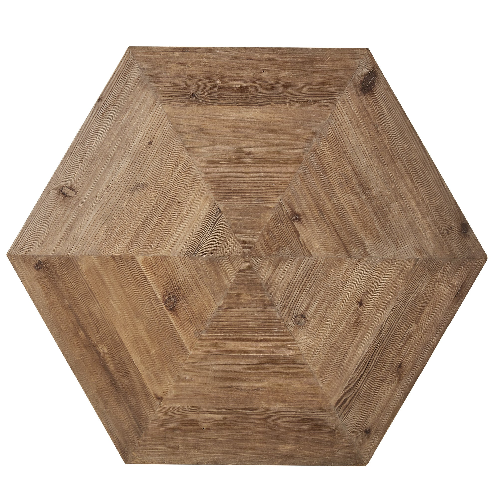 Bailey Contemporary Wood and Brass Accent Tables by iNSPIRE Q Artisan -  Free Shipping Today - Overstock.com - 25490633