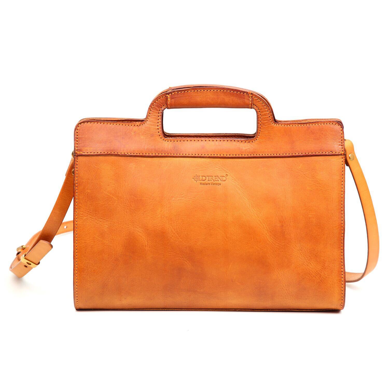 b555775818de Shop Old Trend Sleek Creek Small Genuine Leather Crossbody Bag ...