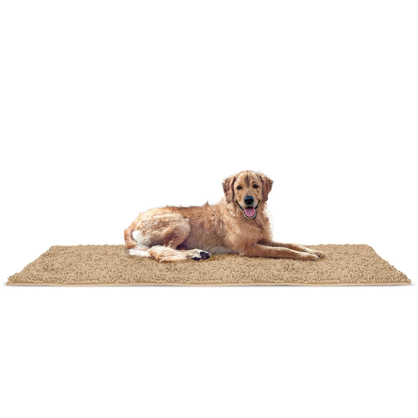 Shop Furhaven Ultra Absorbent Muddy Paws Pet Towel Shammy Dog Rug