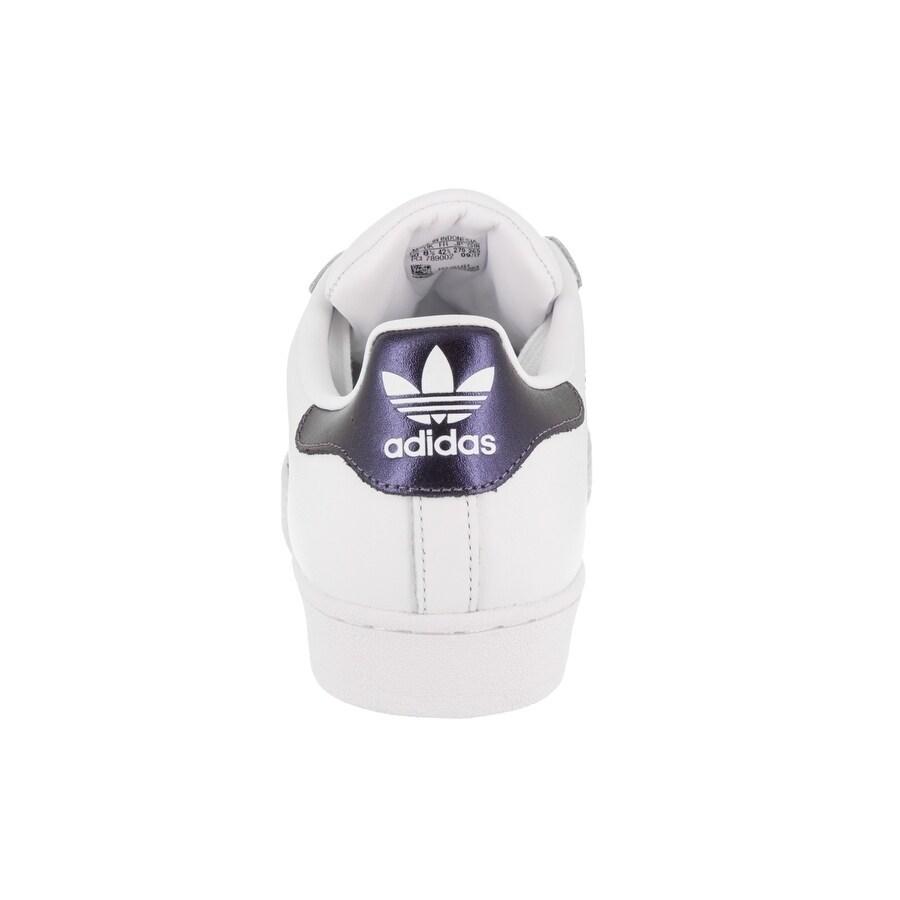 50f2b4fd1686 Shop Adidas Women s Superstar Originals Casual Shoe - Free Shipping Today -  Overstock - 19549560